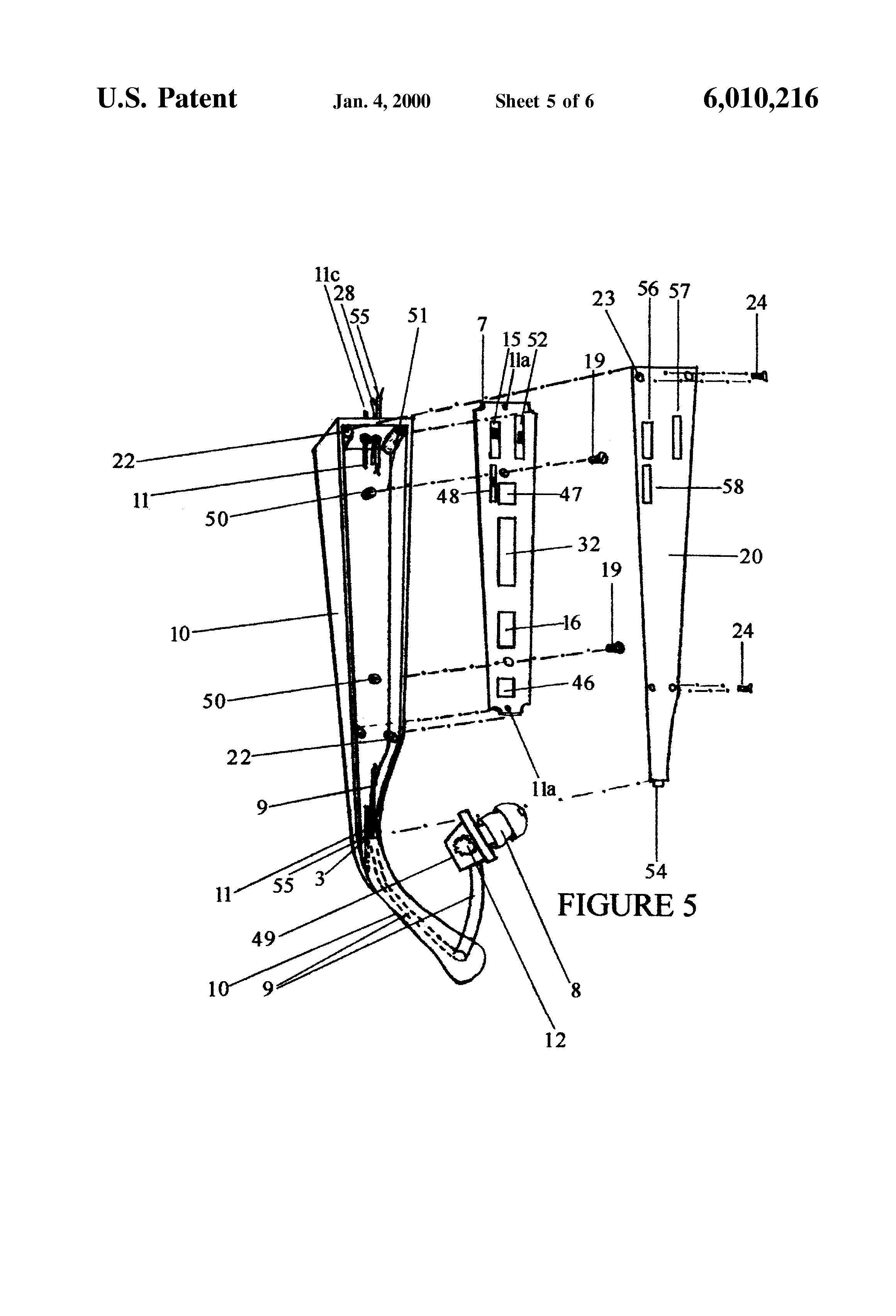 patent us6010216