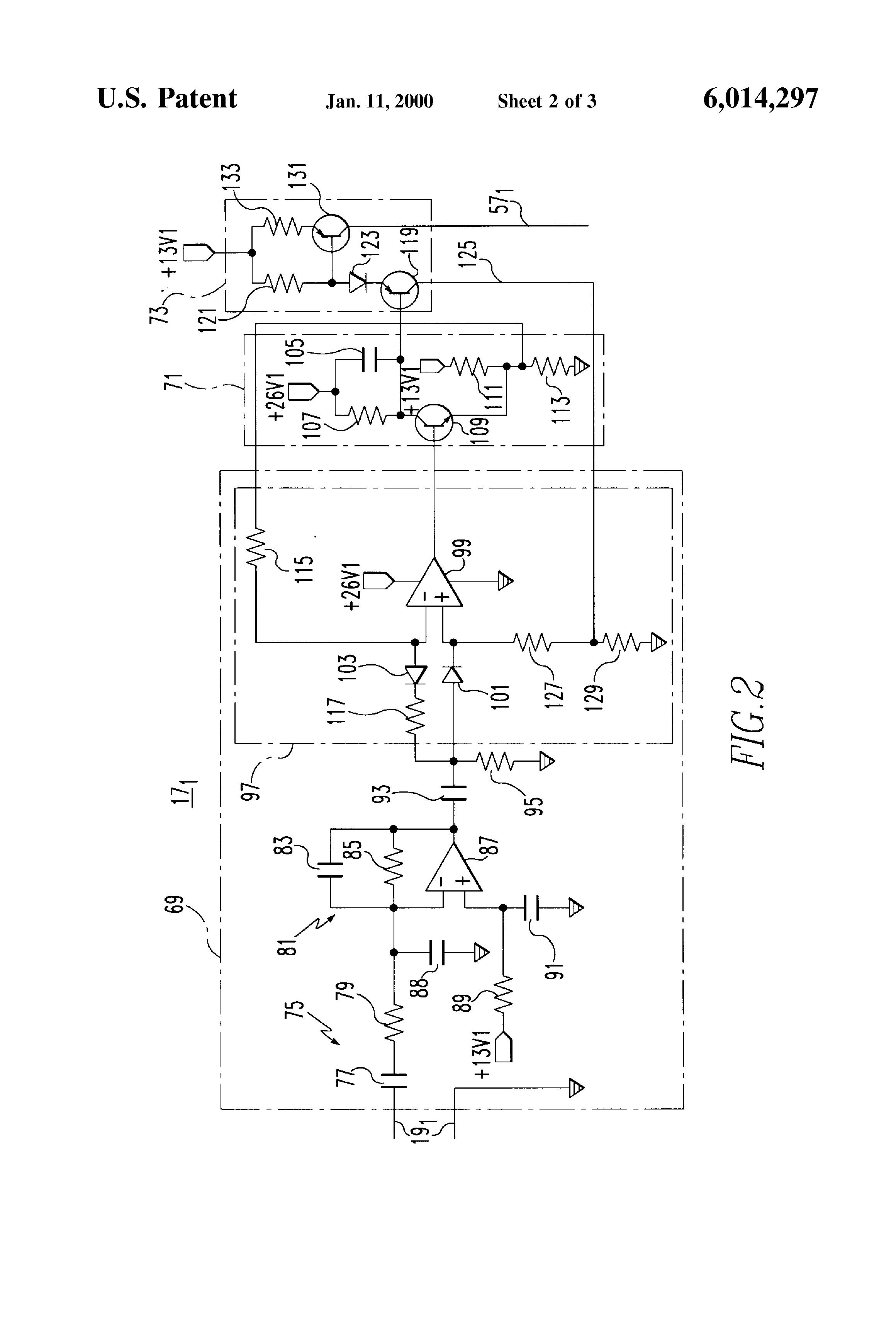 patent us6014297