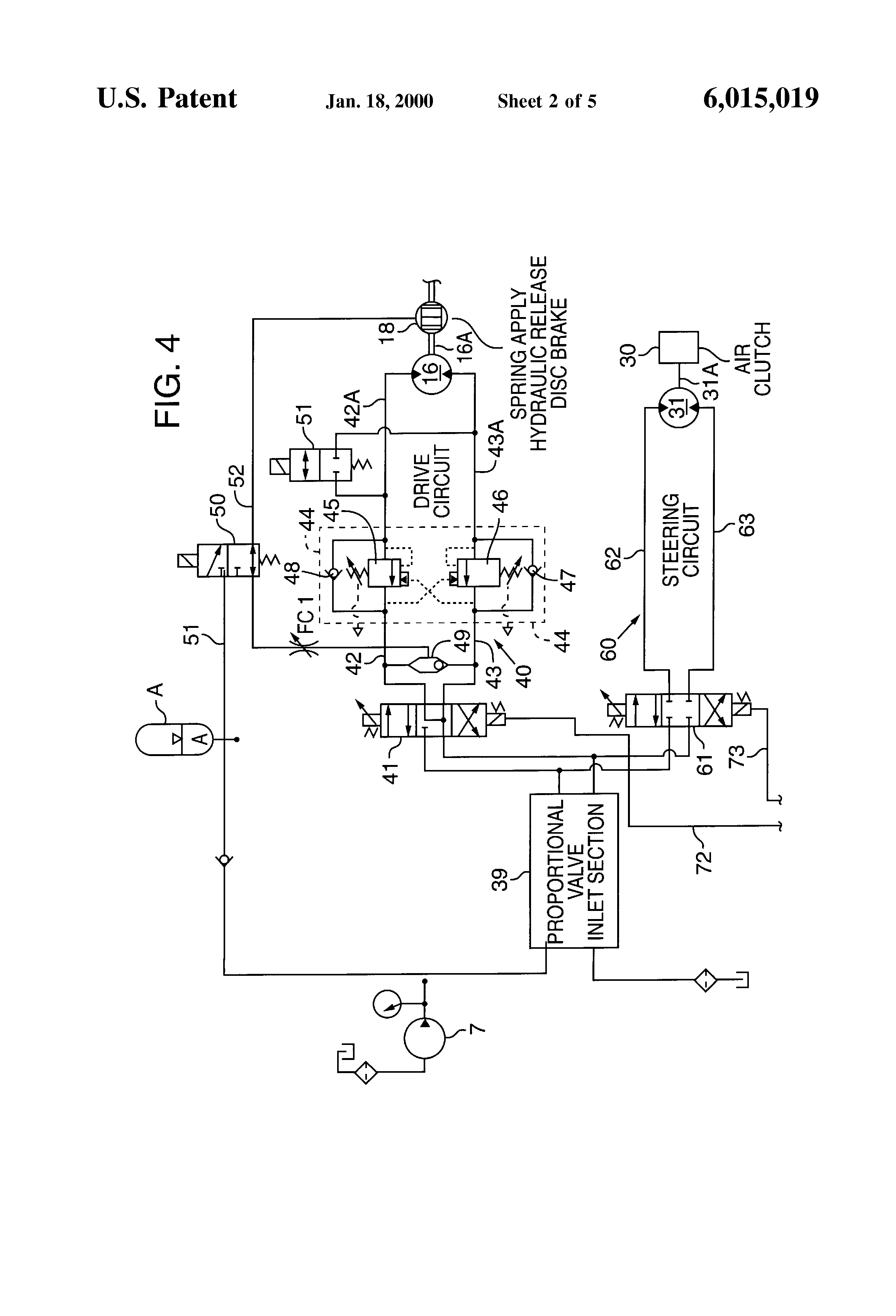 Patent Us6015019