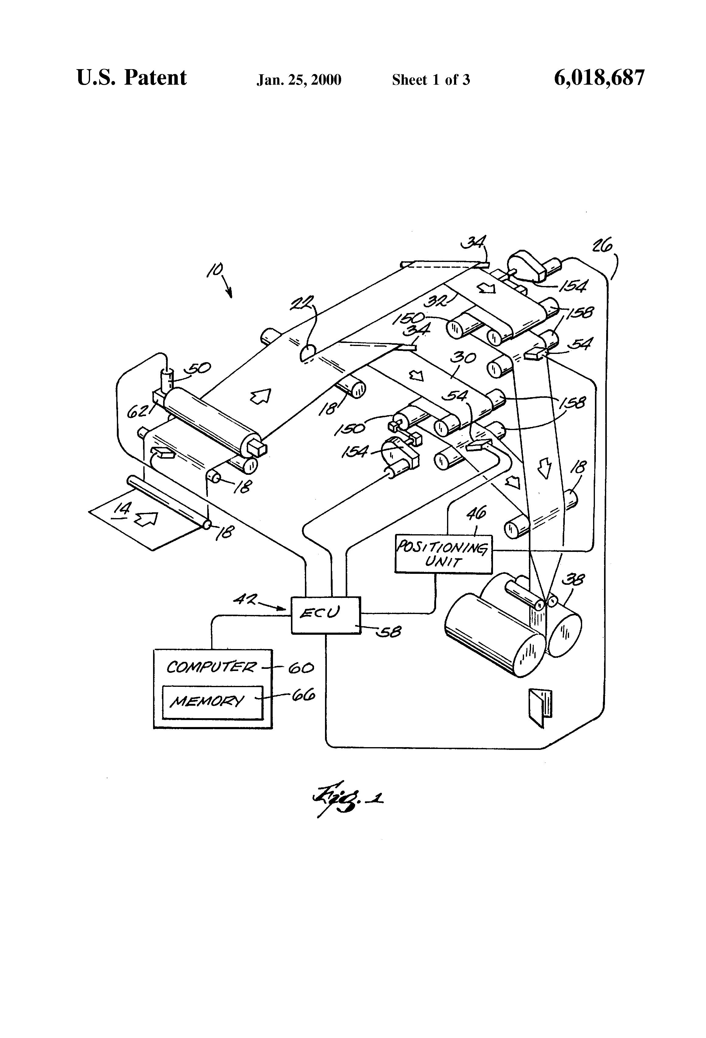 Color printing ecu - Patent Drawing