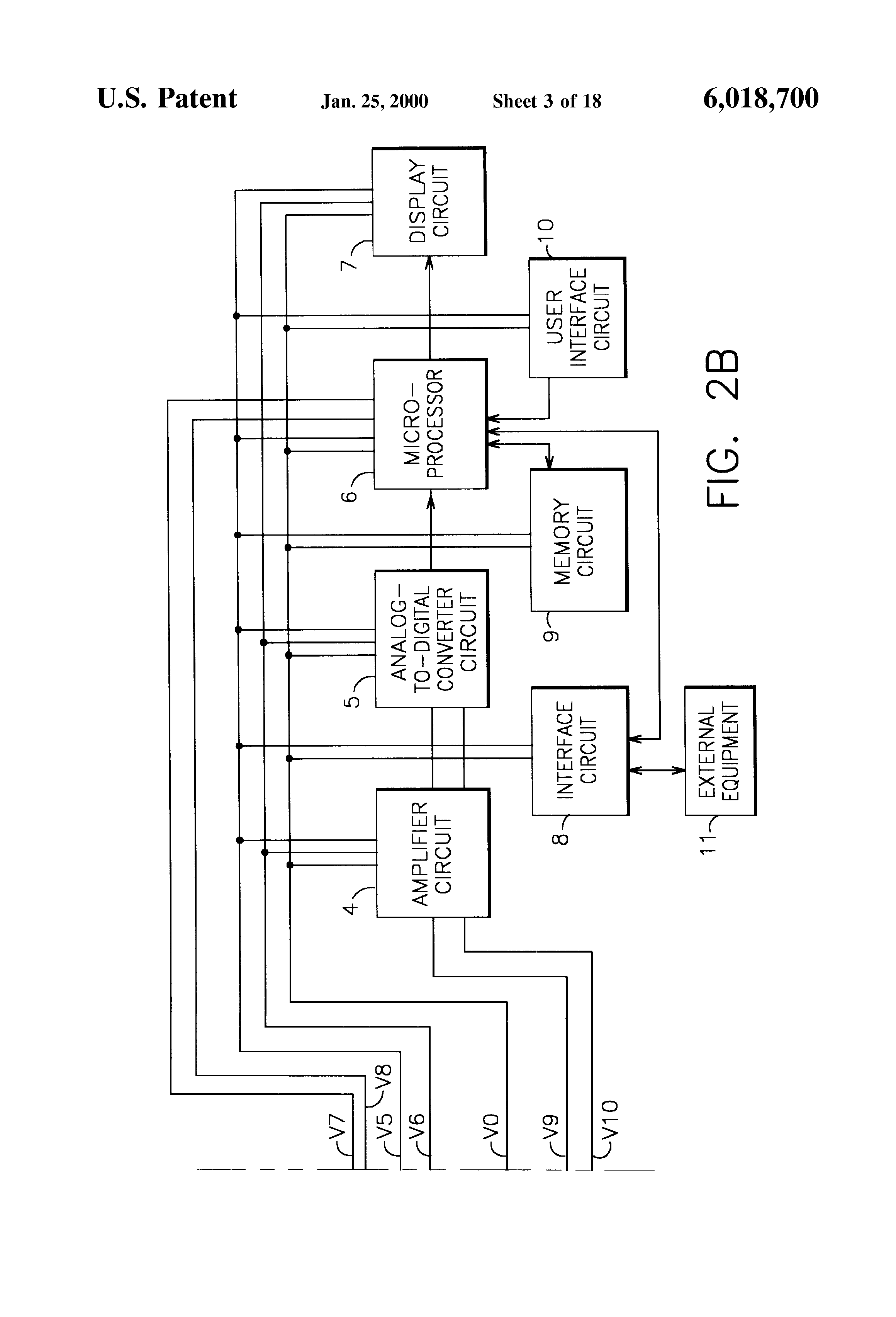 patent us6018700 - self-powered current monitor