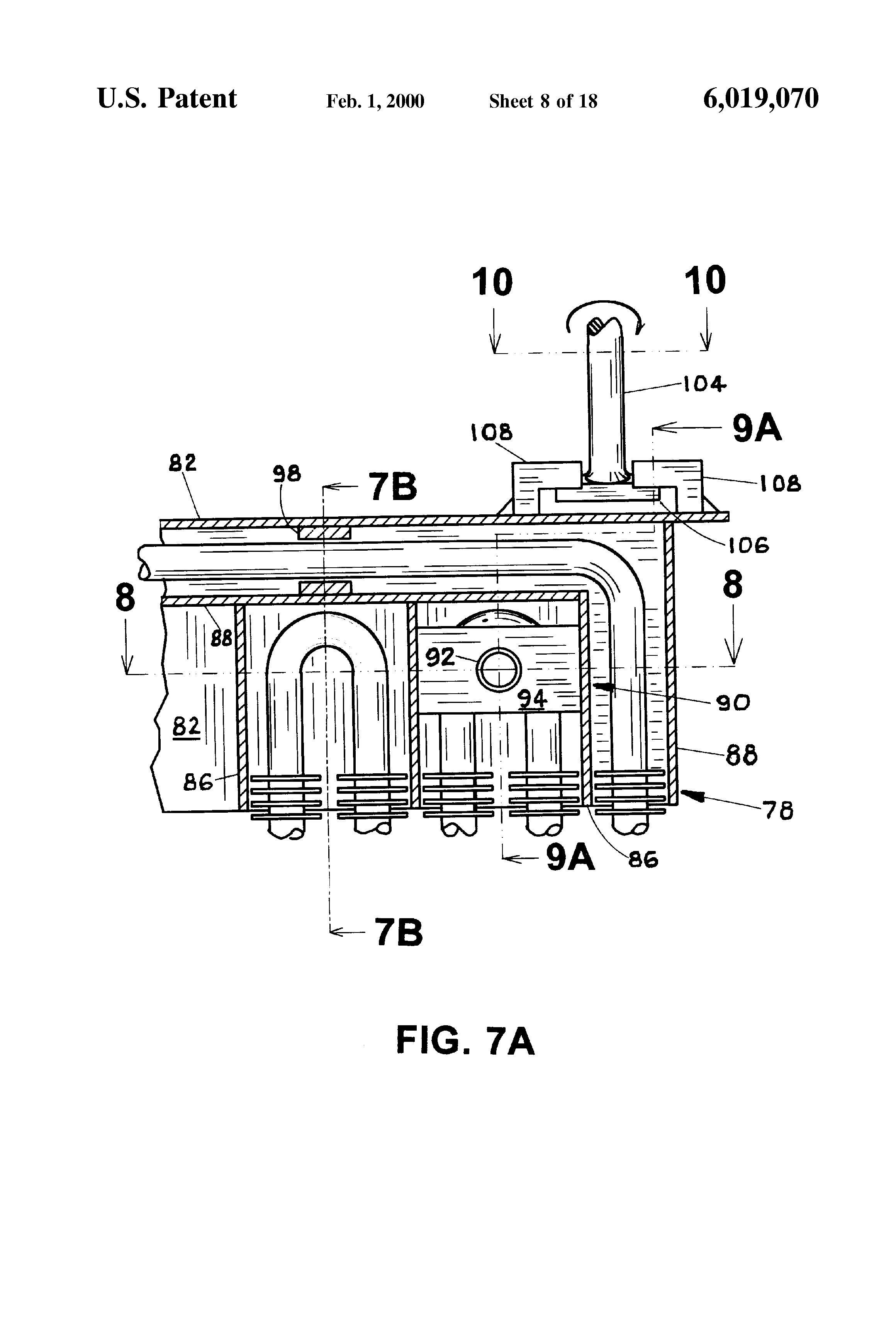 patent us6019070 - circuit assembly for once-through steam generators