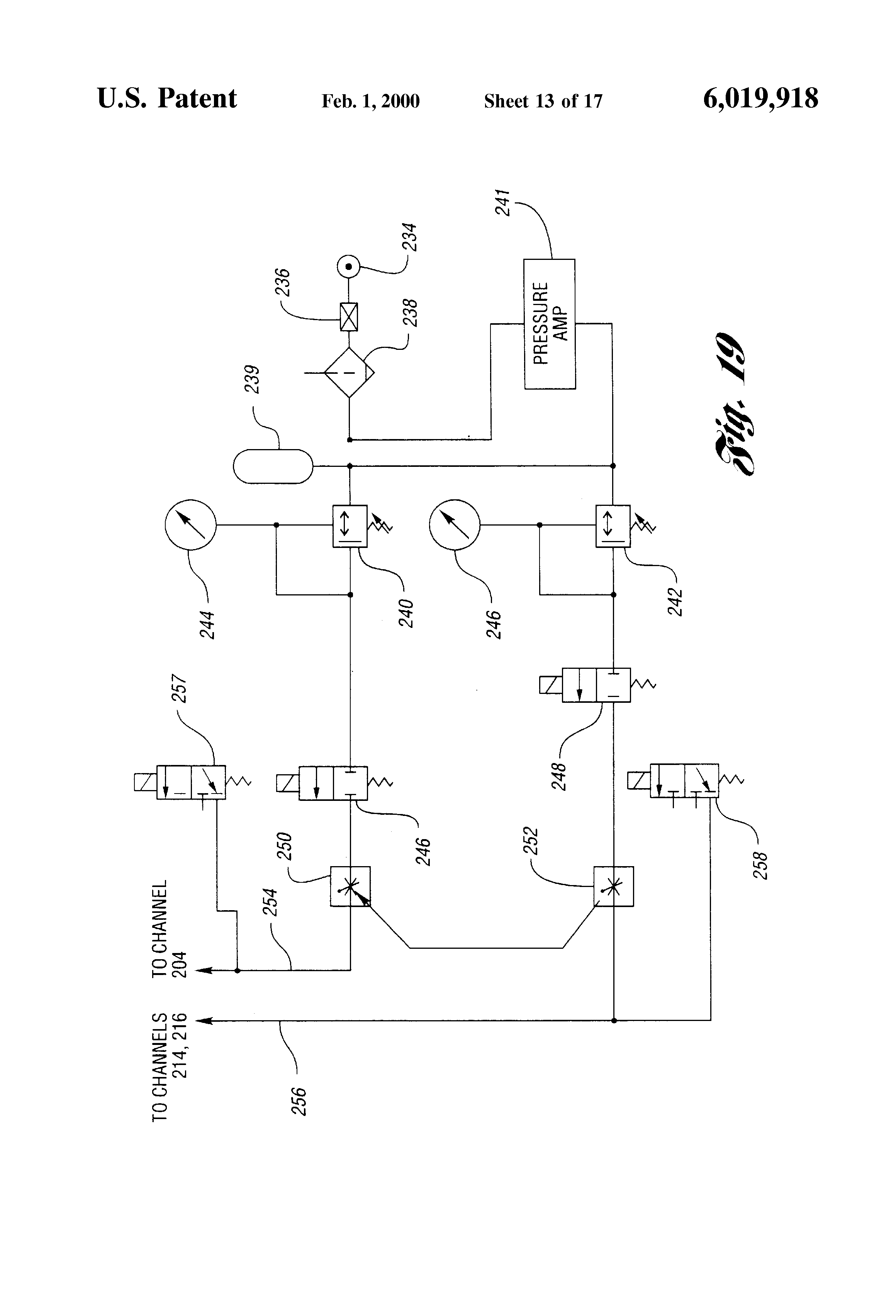 Patent us gas assisted injection molding with