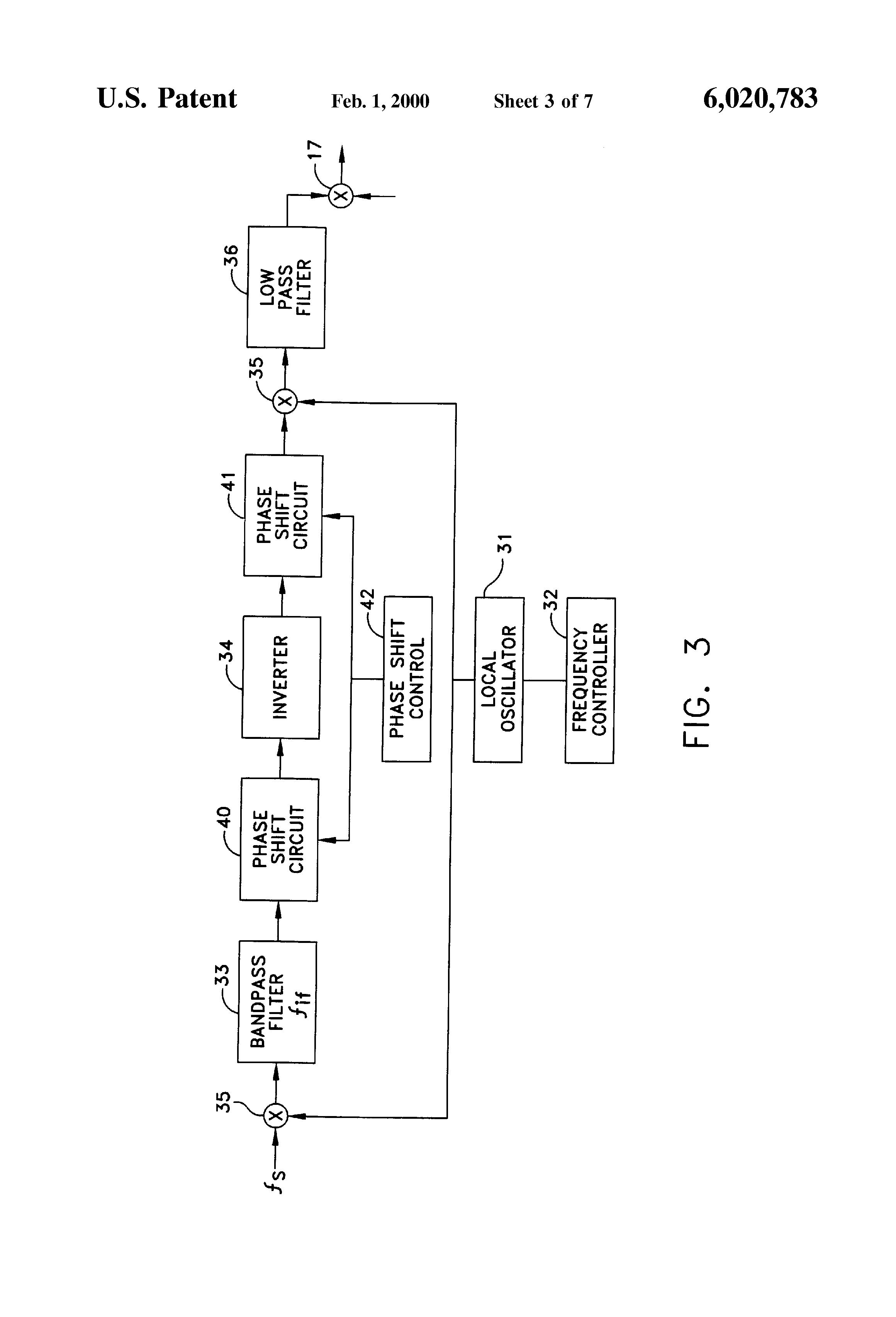 patent us6020783