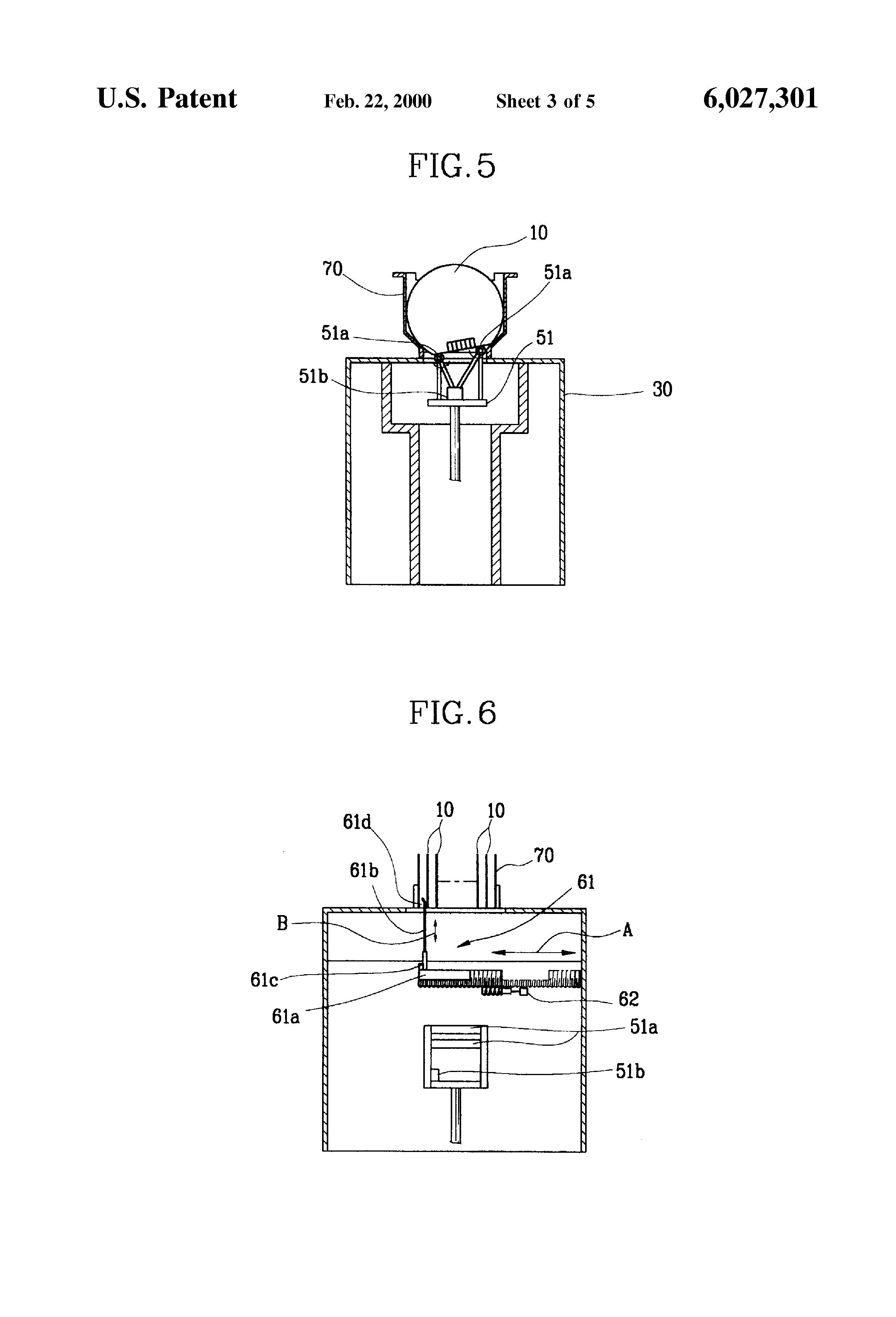 patent us6027301