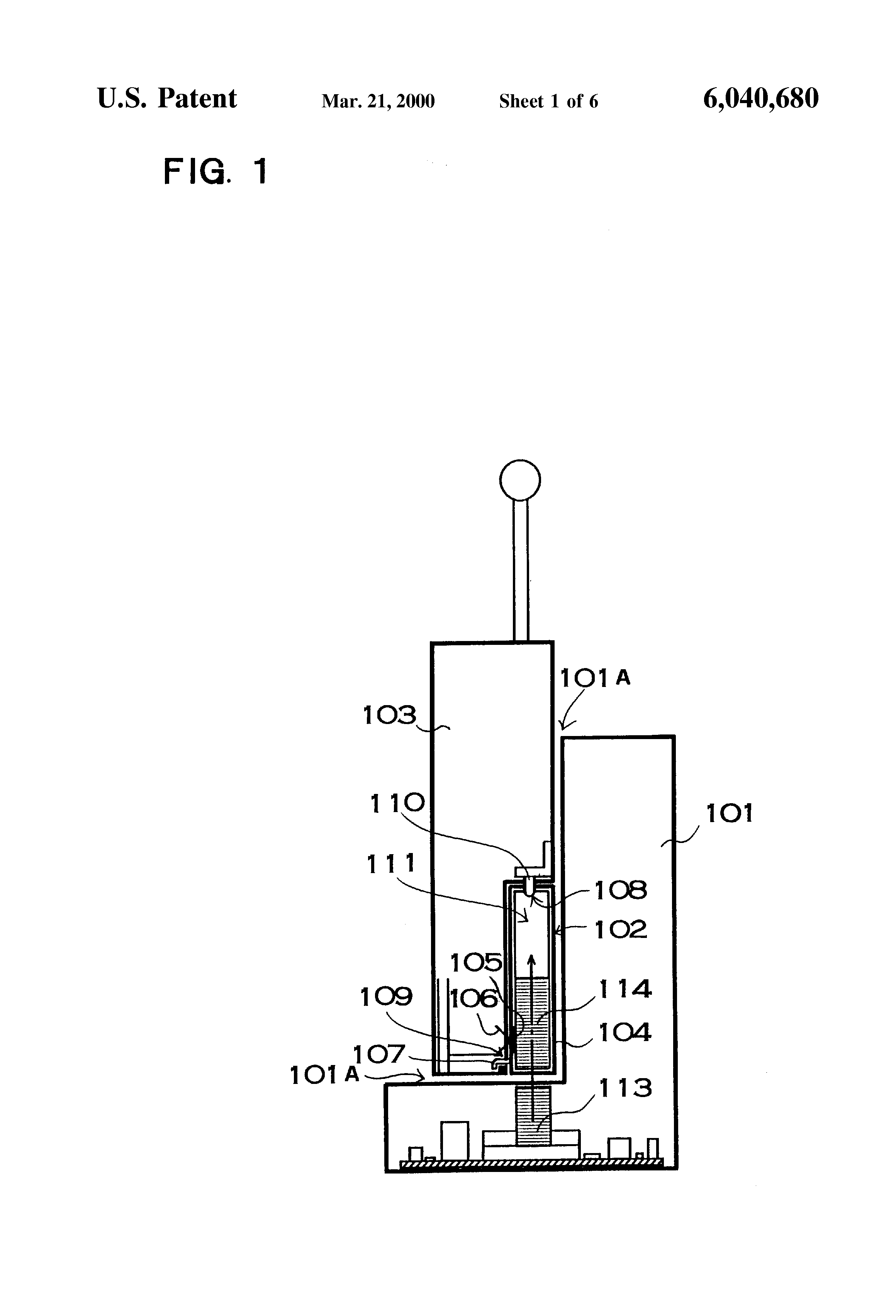 Patent Us6040680 Rechargeable Battery Pack And Charging Stand For Charger Circuit Diagram Powersupplycircuit Drawing