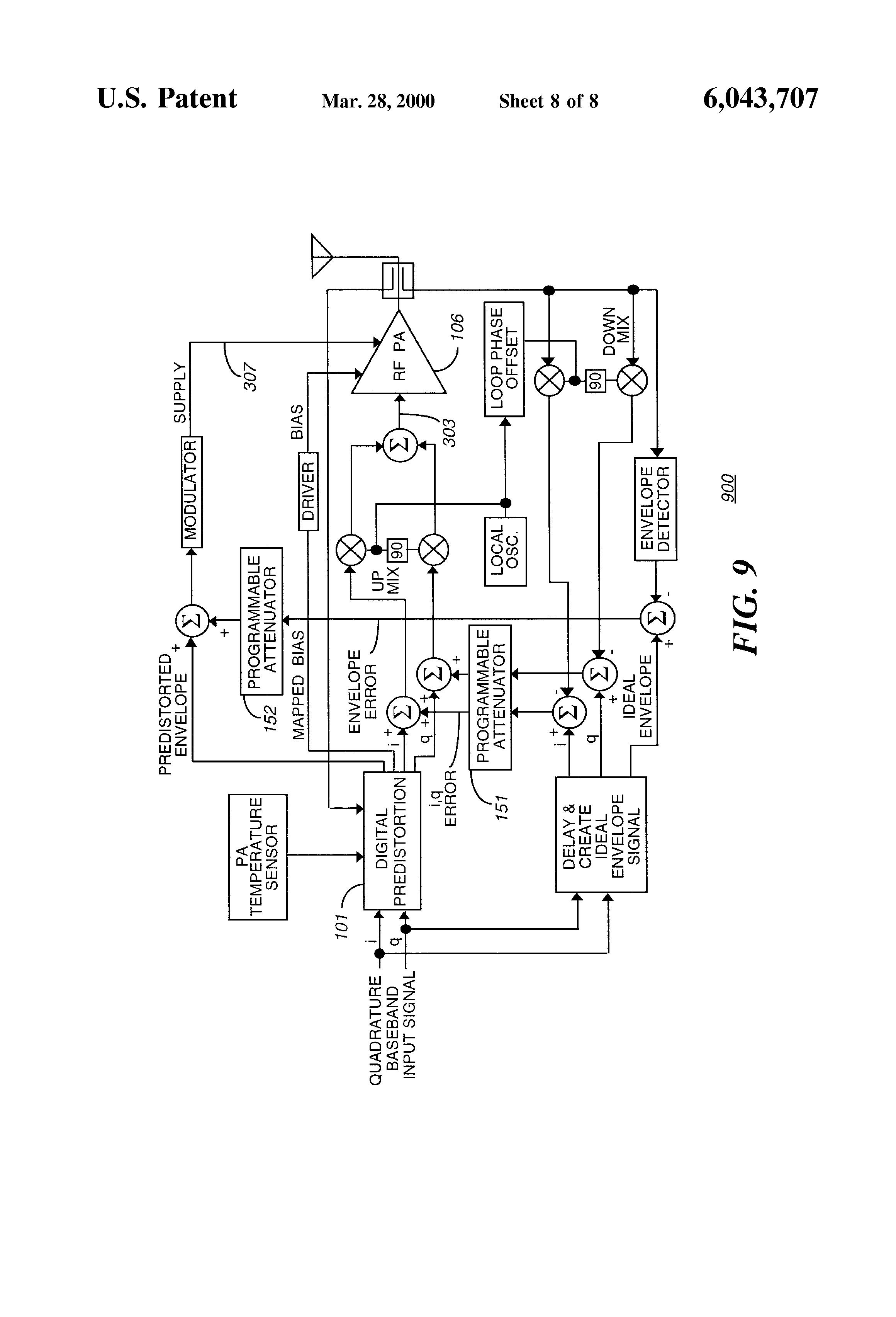 patent us6043707