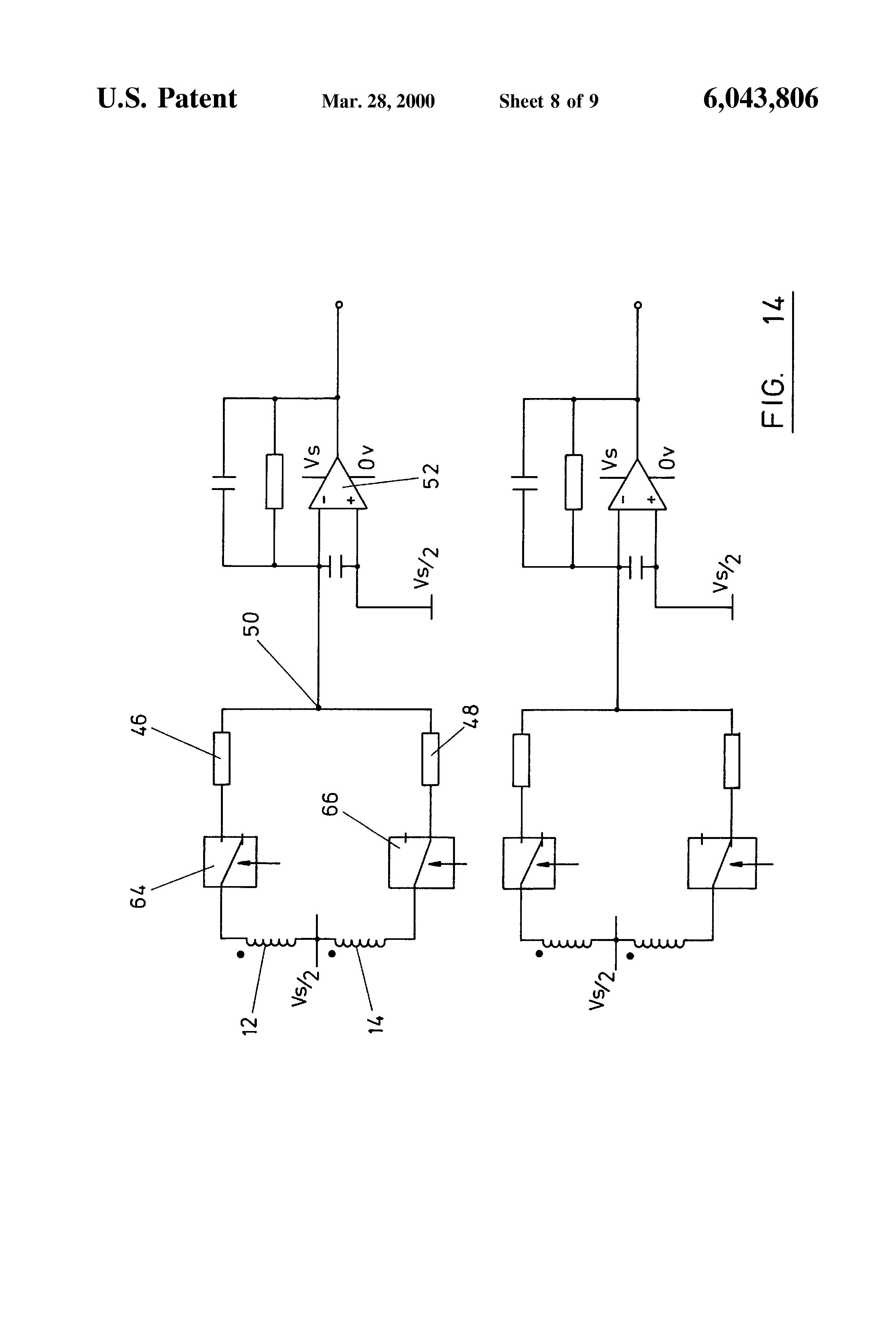 US6043806 8 patent us6043806 inductive joystick and signal processing sauer danfoss joystick wiring diagram at cos-gaming.co