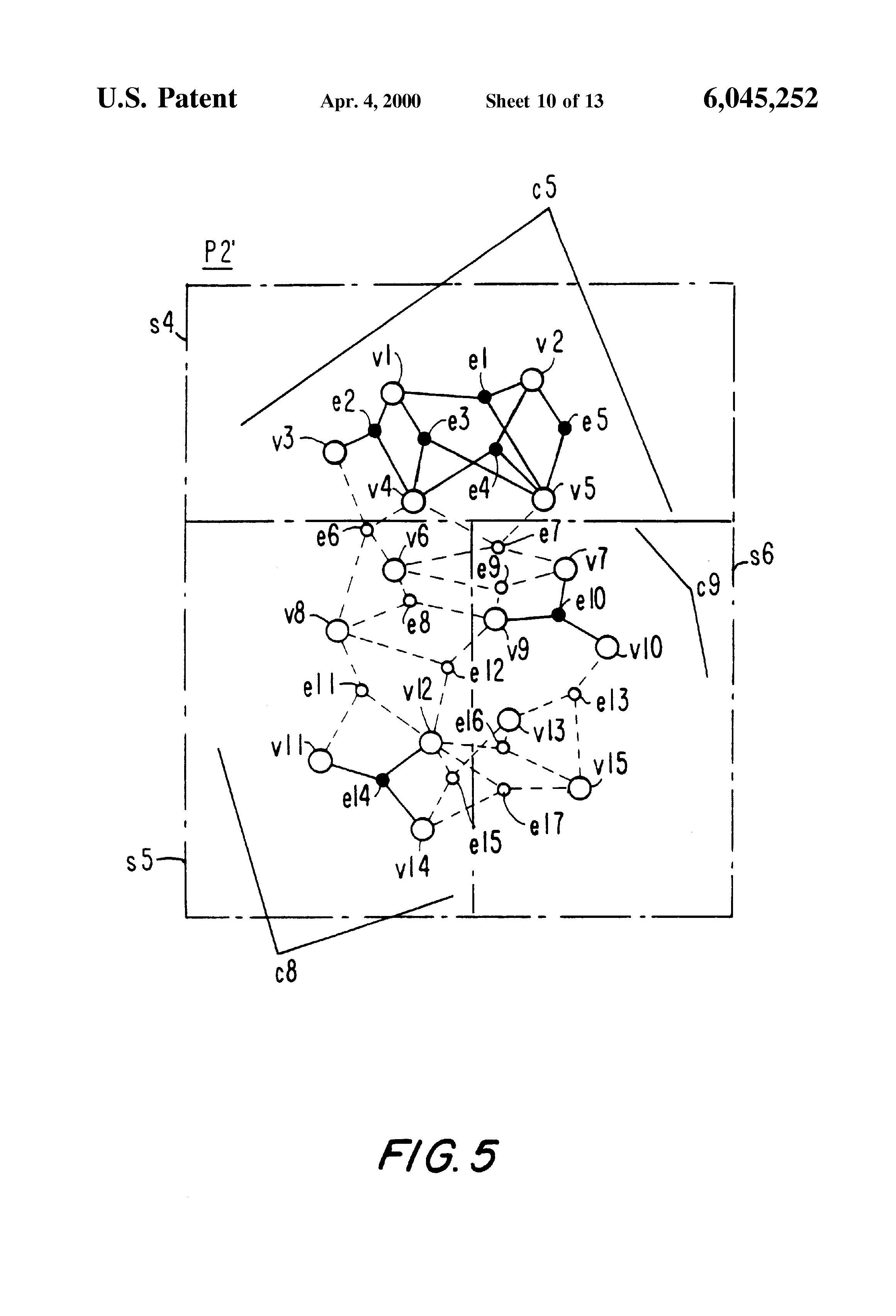 patent us6045252