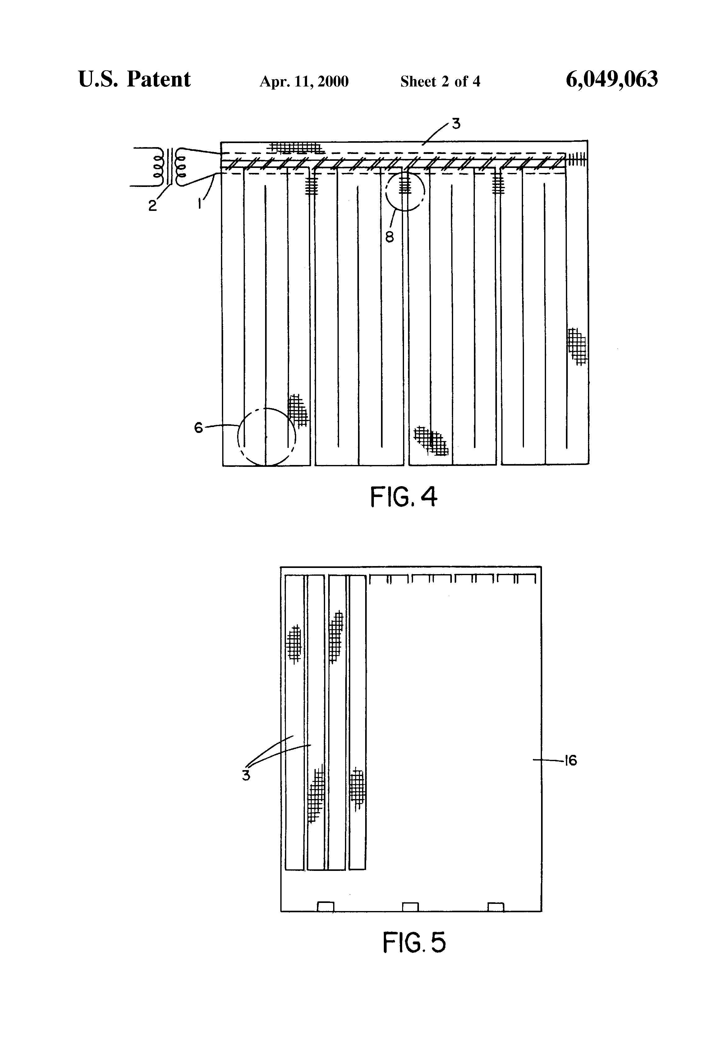 Low Voltage Heating Wire : Patent us low voltage wire mesh heating element