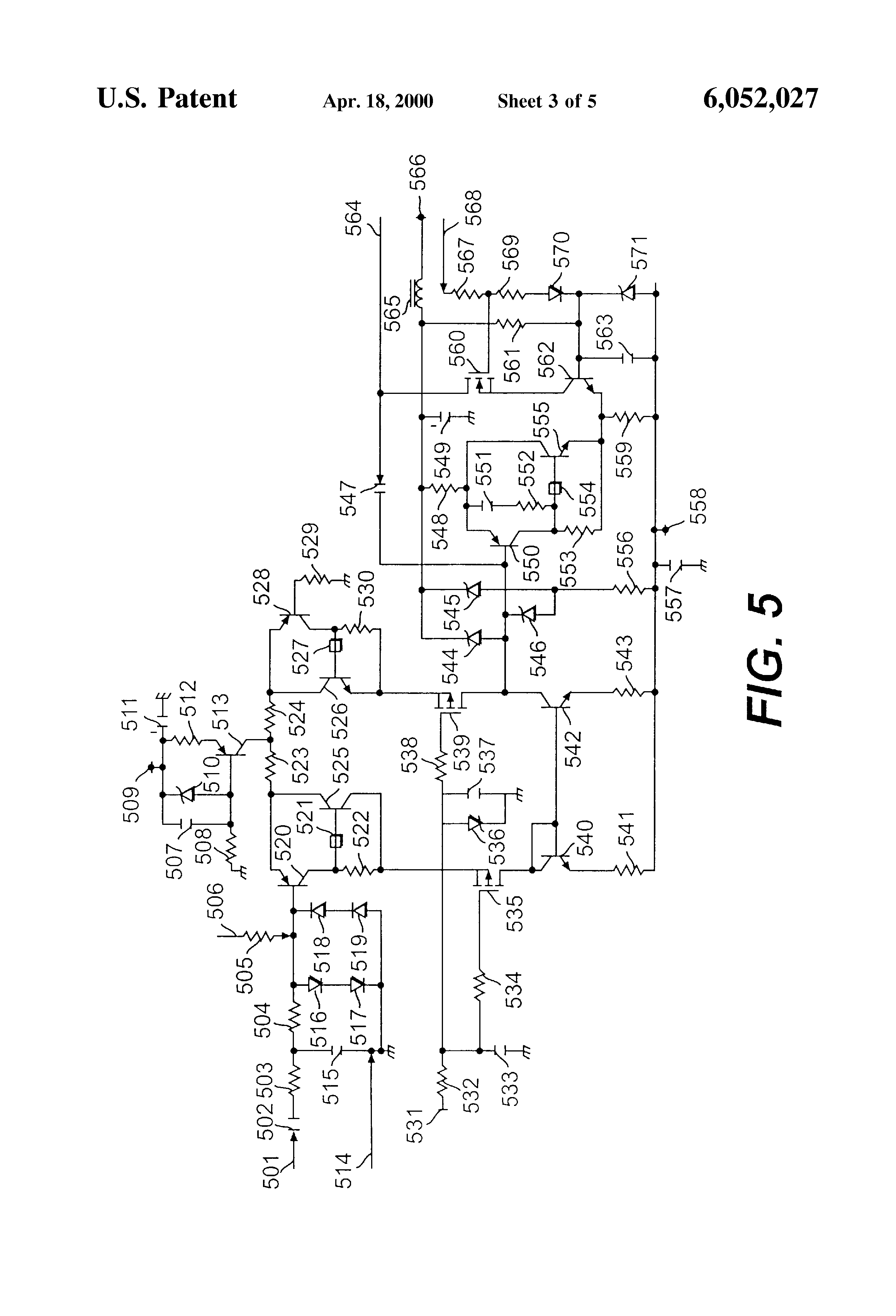 Patent Us6052027 Wideband Operational Amplifier Having A Plurality Ac Coupling Noninverting Drawing