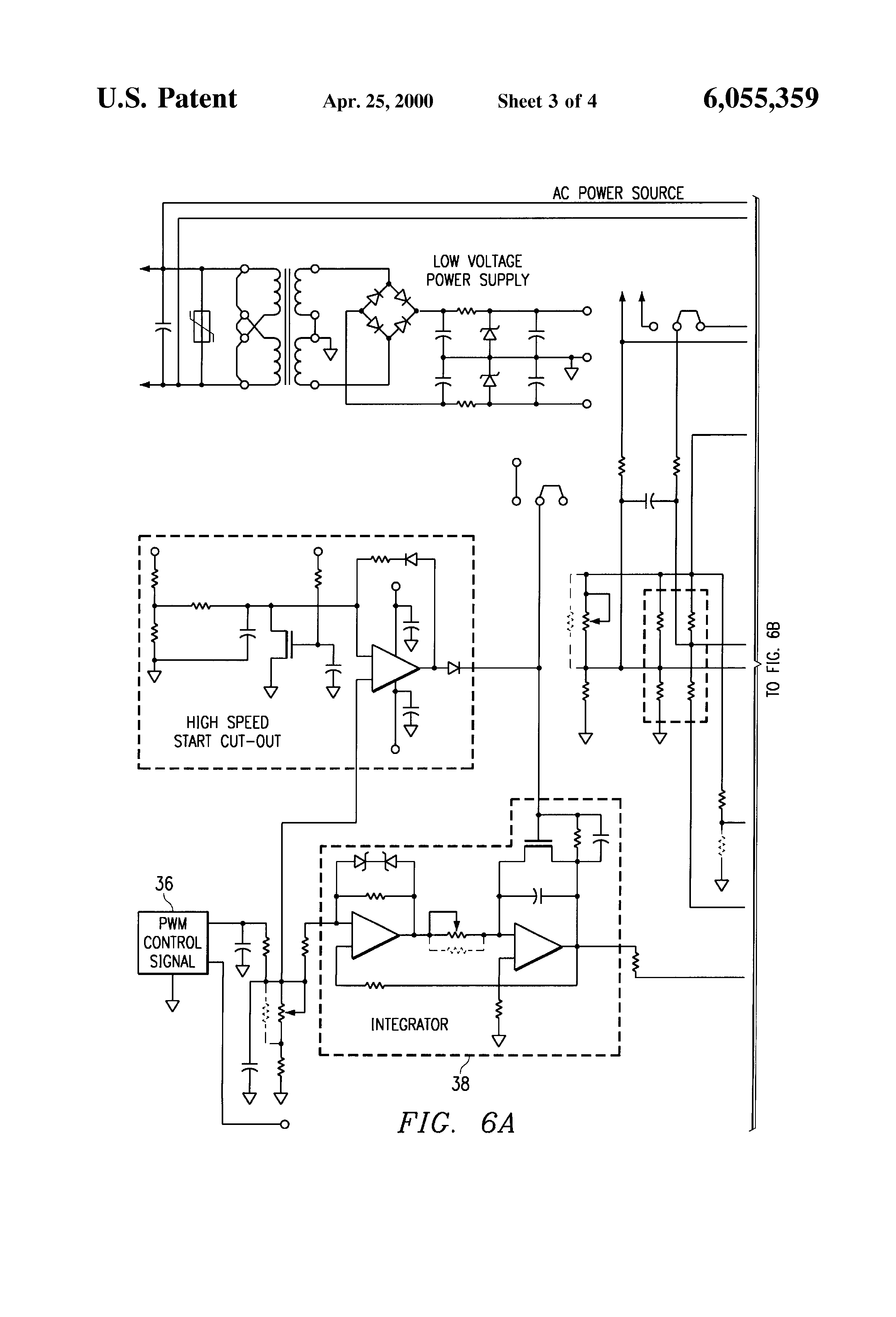 Patent Us6055359 Dc Motor Drive Control With Improved