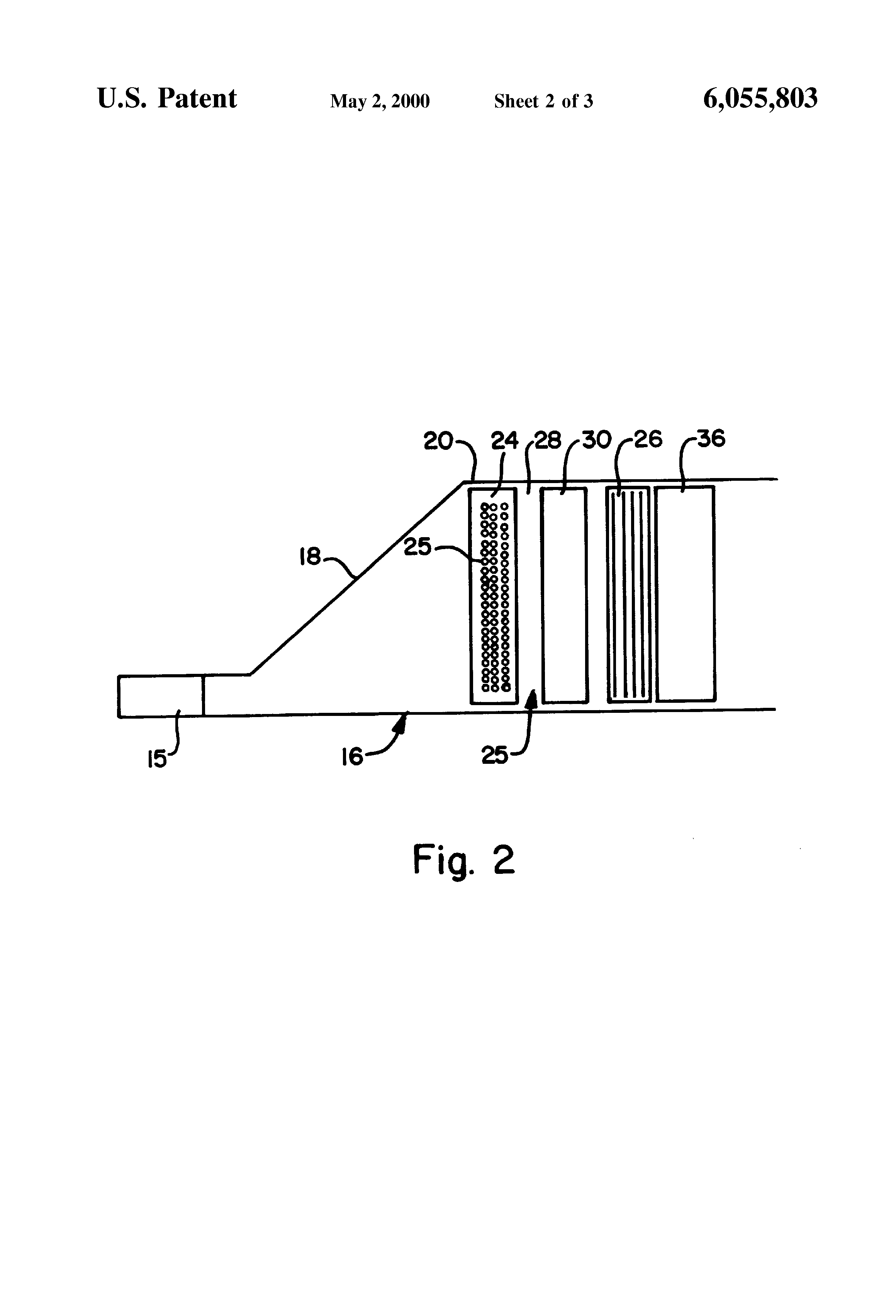 Patent US Gas turbine heat recovery steam generator and