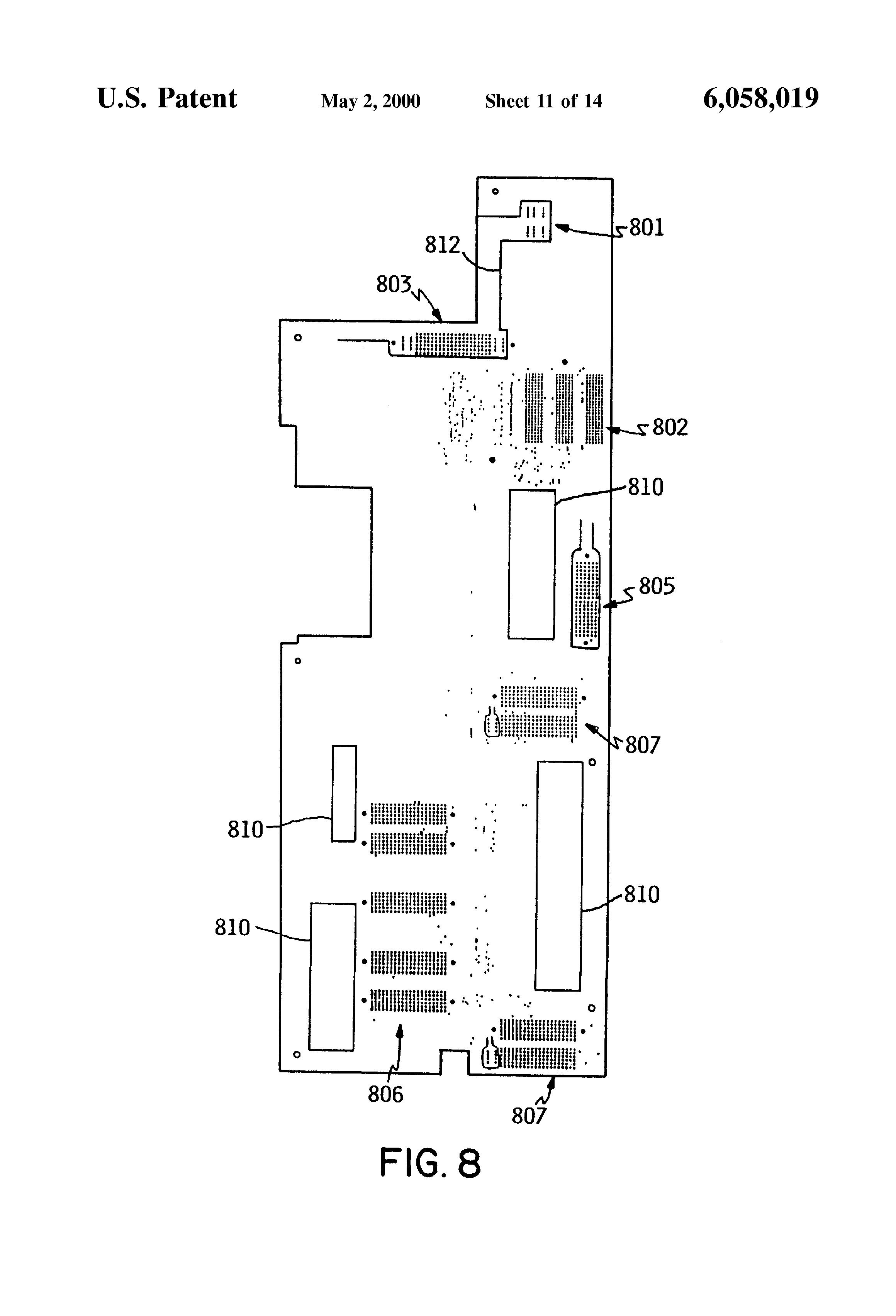 patent us6058019