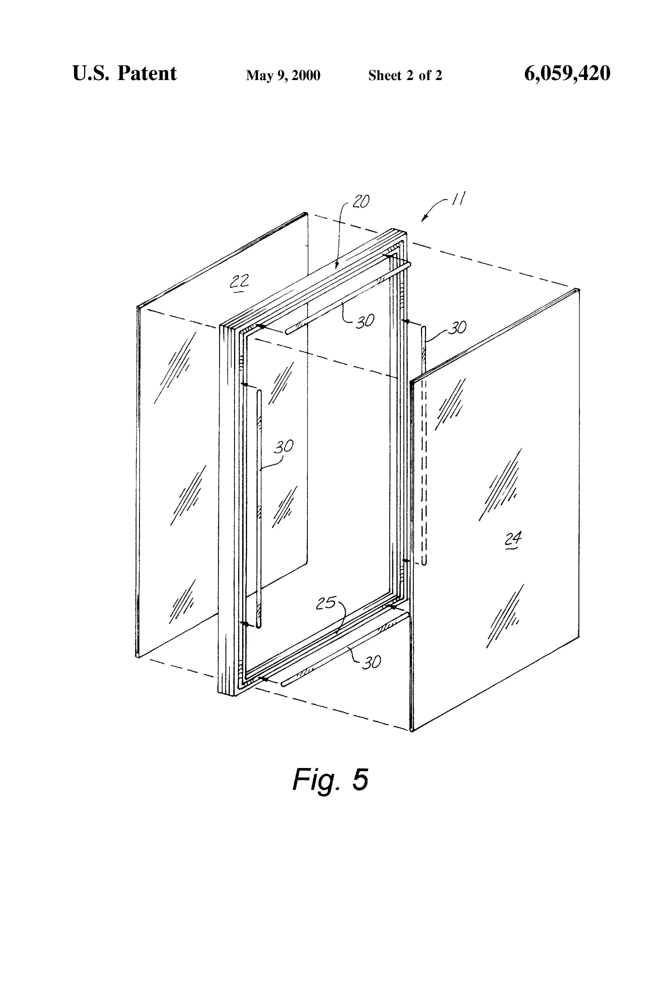 patent us6059420