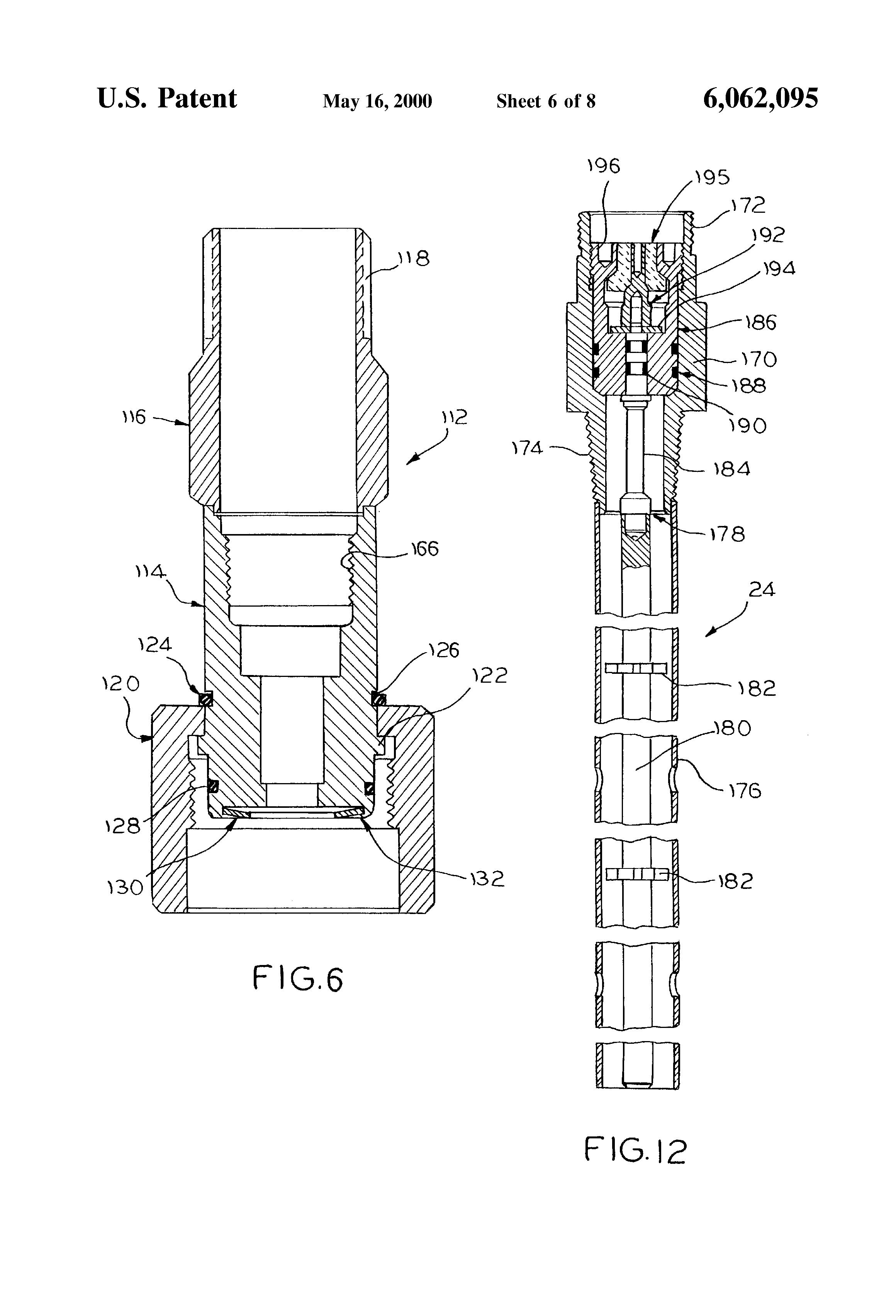 patent us6062095