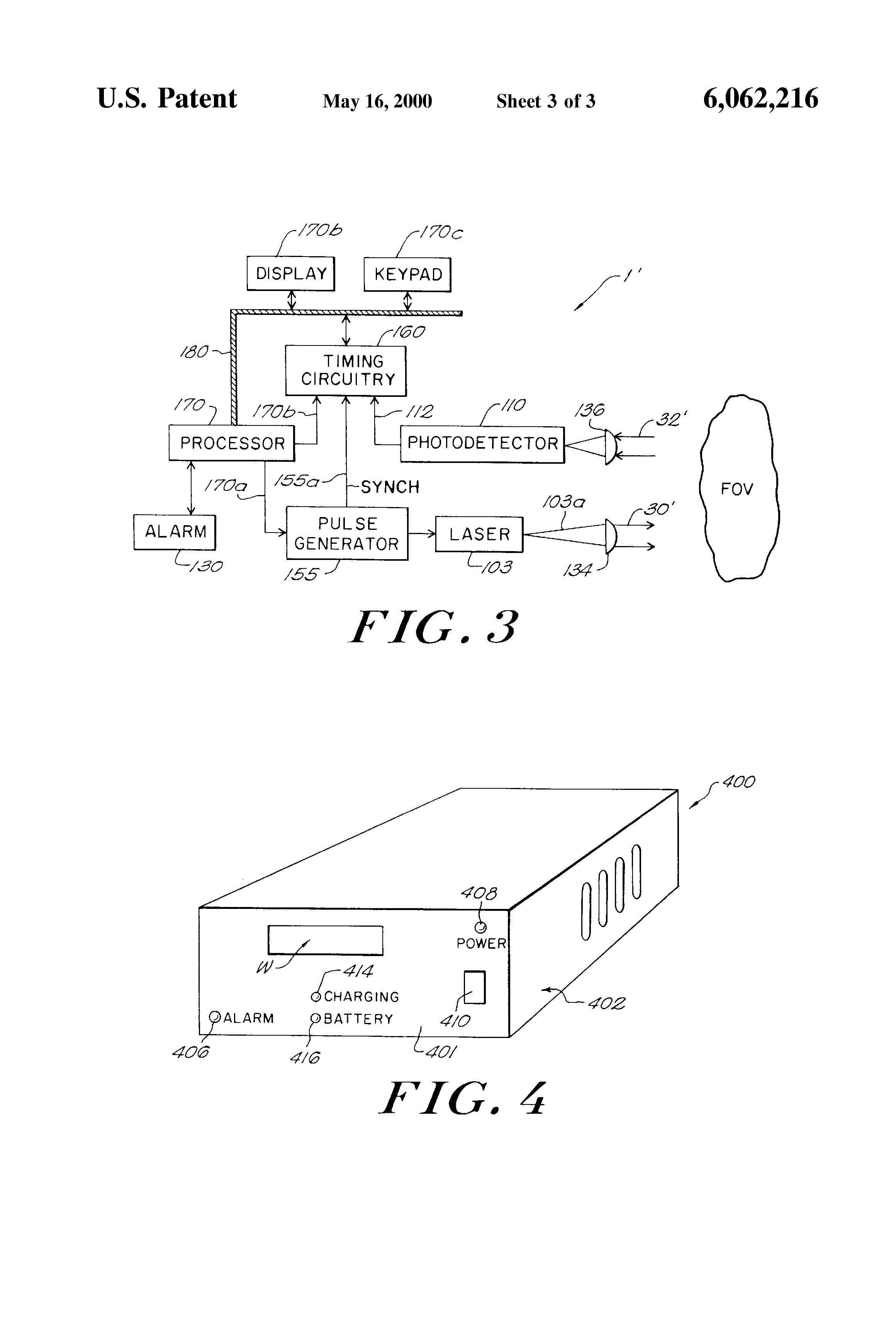 Patent Us6062216 Sleep Apnea Detector System Google Patents 1974 International 1700 Wiring Diagram Drawing