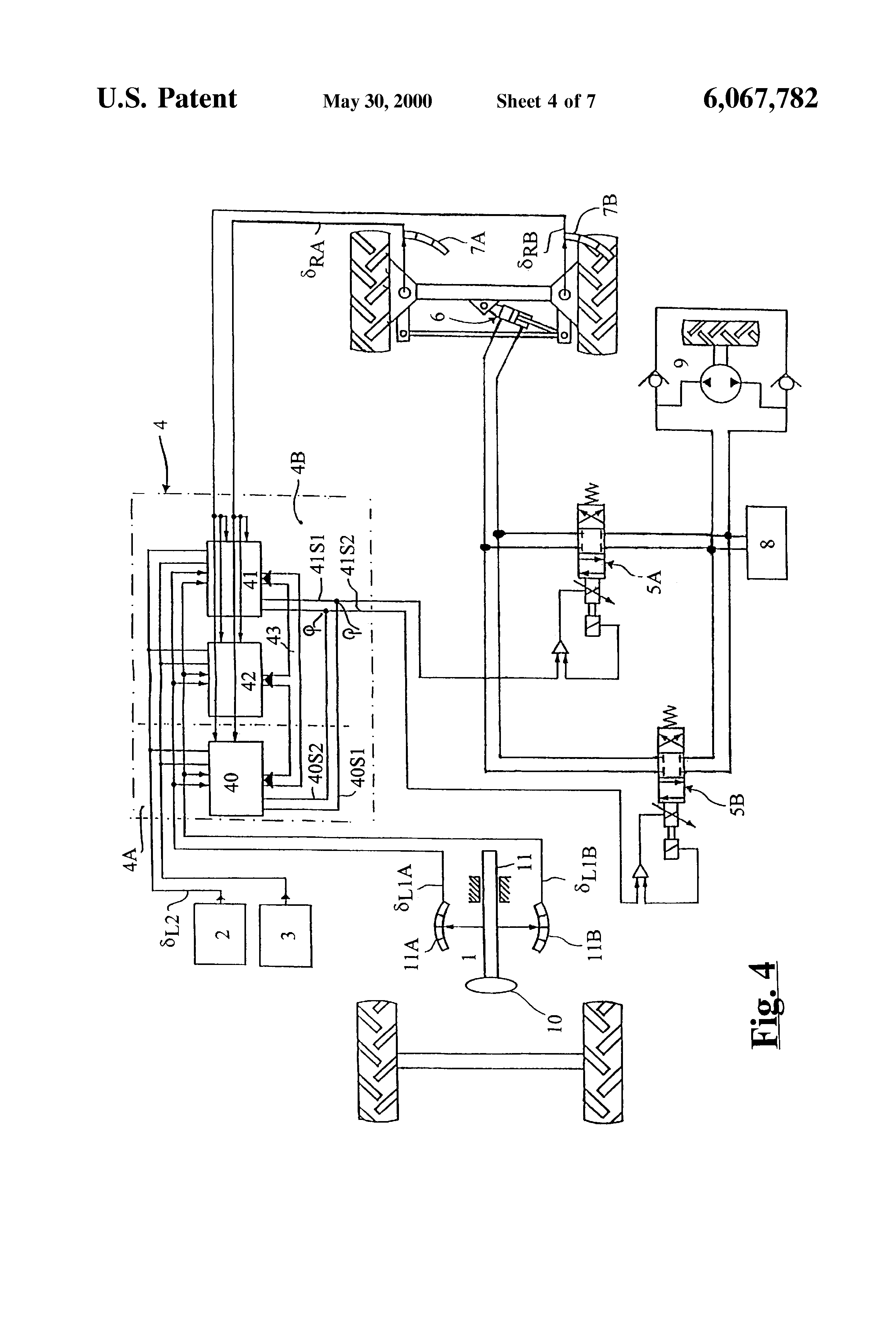 US6067782 4 patent us6067782 electrohydraulic steering system google patents sauer danfoss joystick wiring diagram at n-0.co