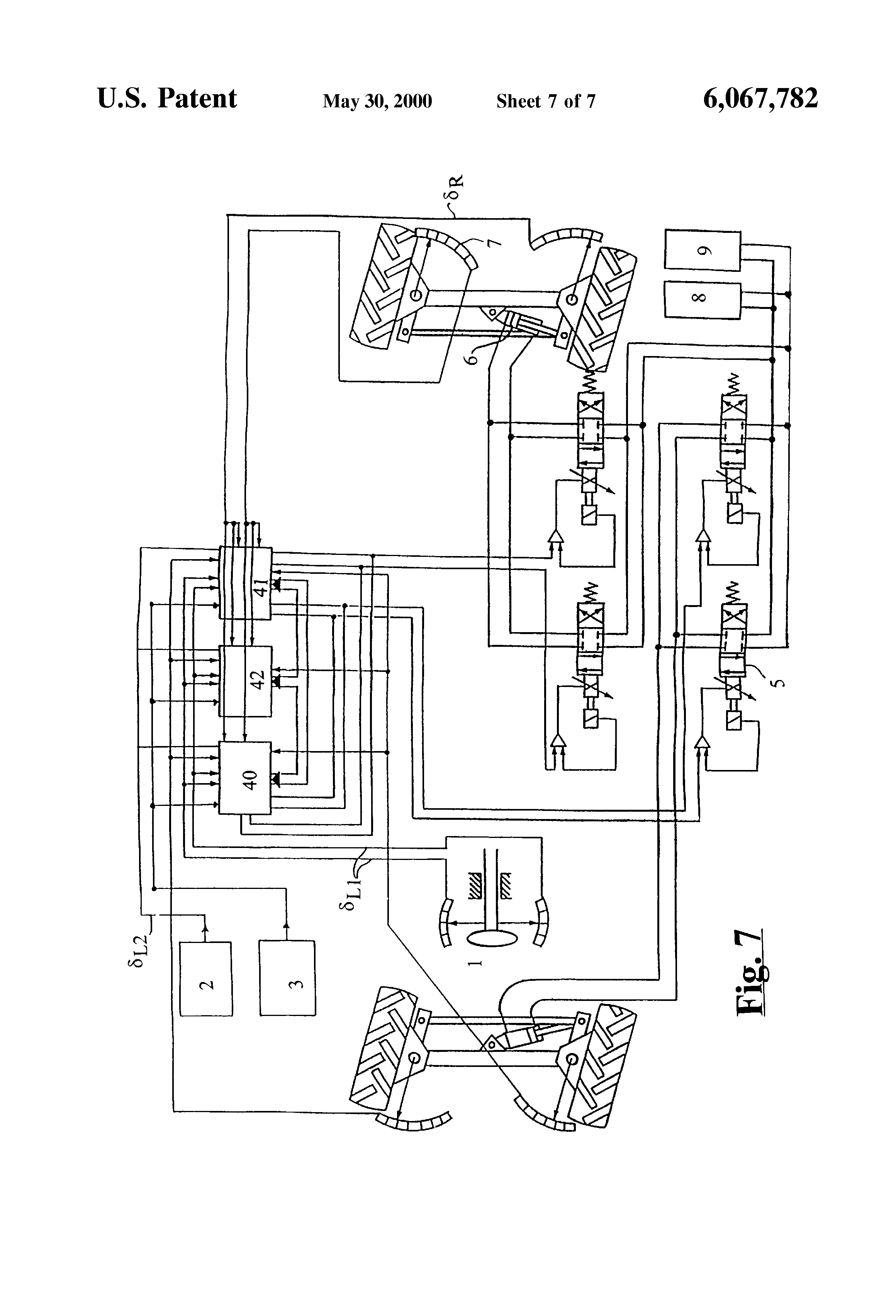 US6067782 7 patent us6067782 electrohydraulic steering system google patents sauer danfoss joystick wiring diagram at n-0.co