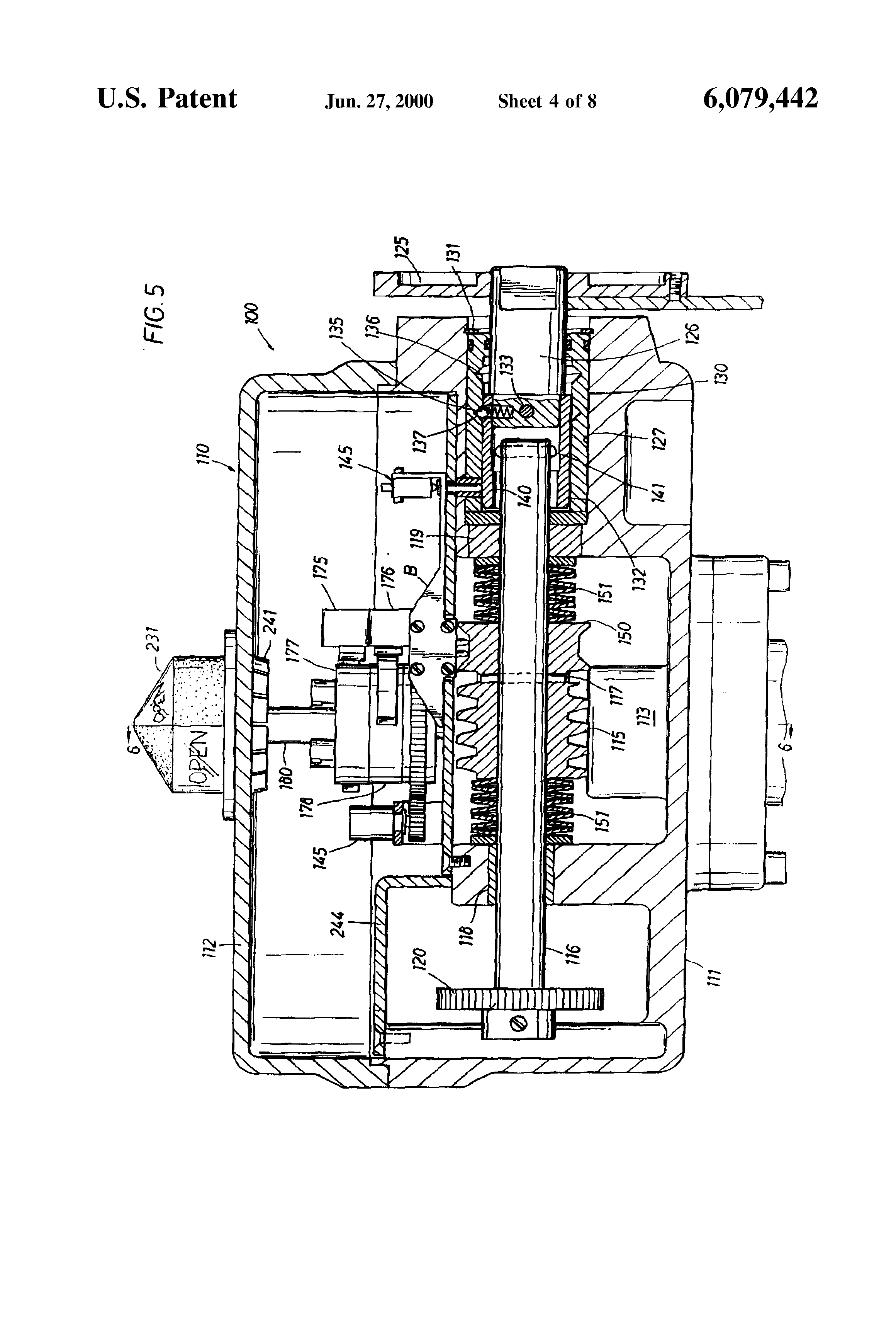 US6079442 4 patent us6079442 valve actuator google patents westlock 2007 wiring diagram at bakdesigns.co