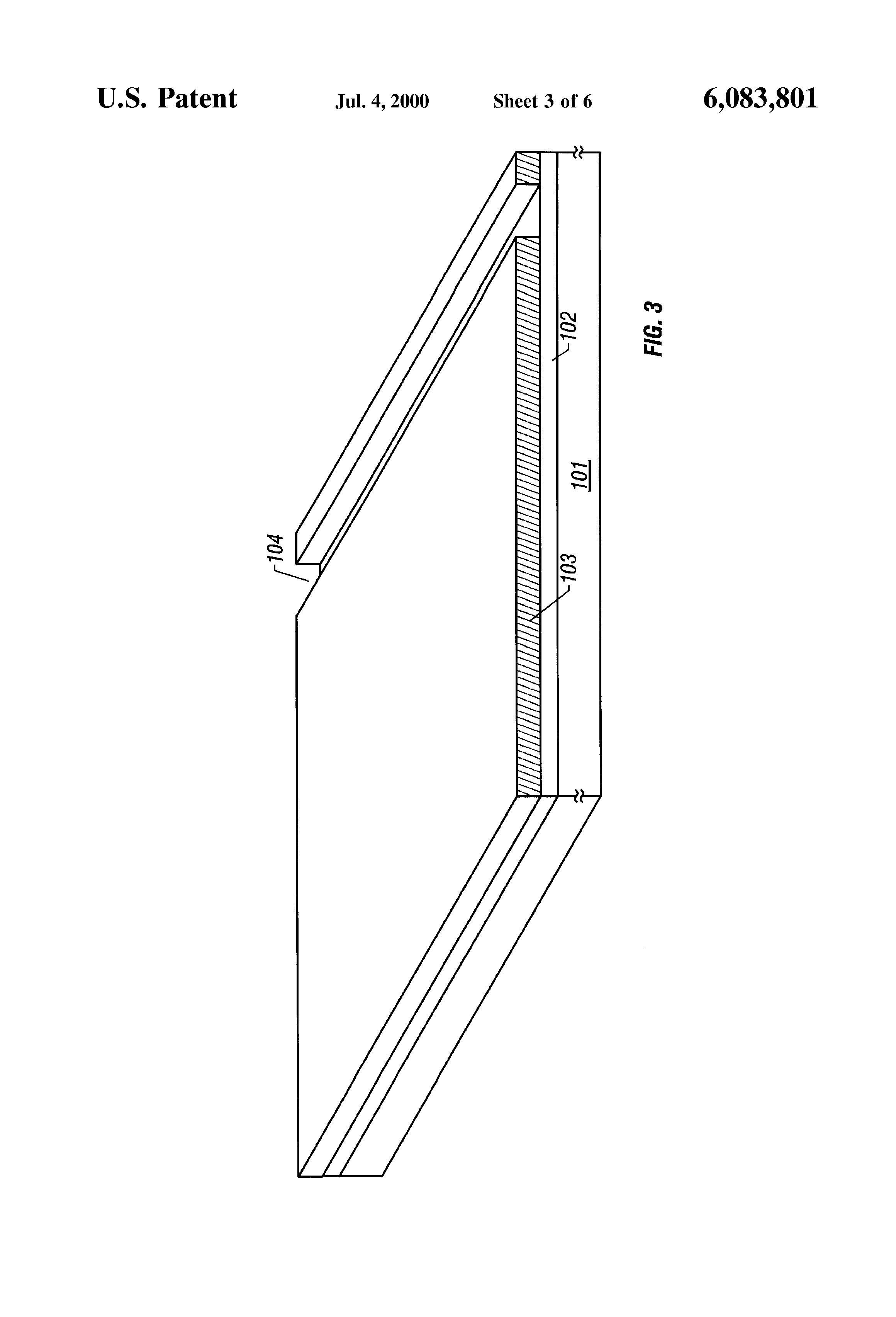 Patent US6083801
