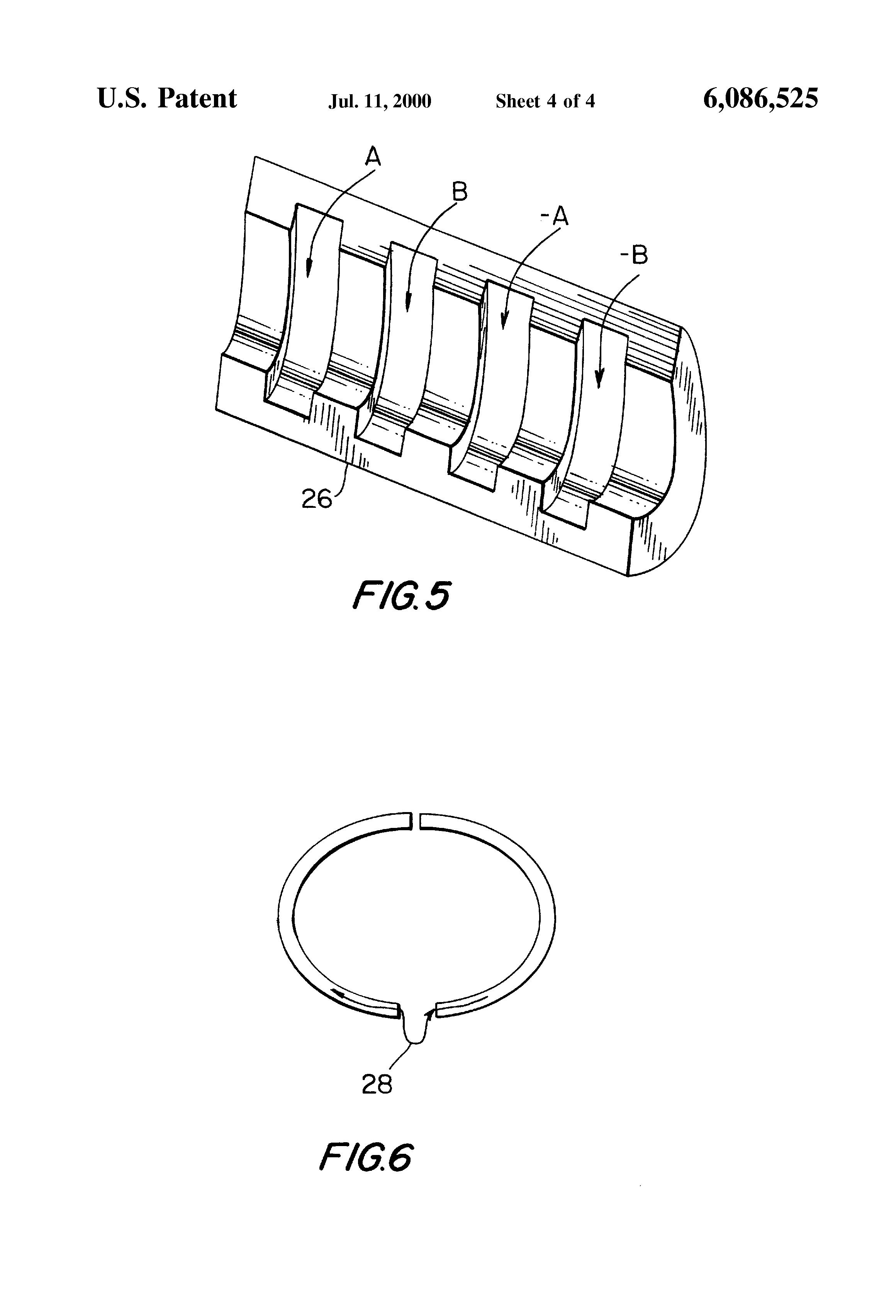 patent us6086525