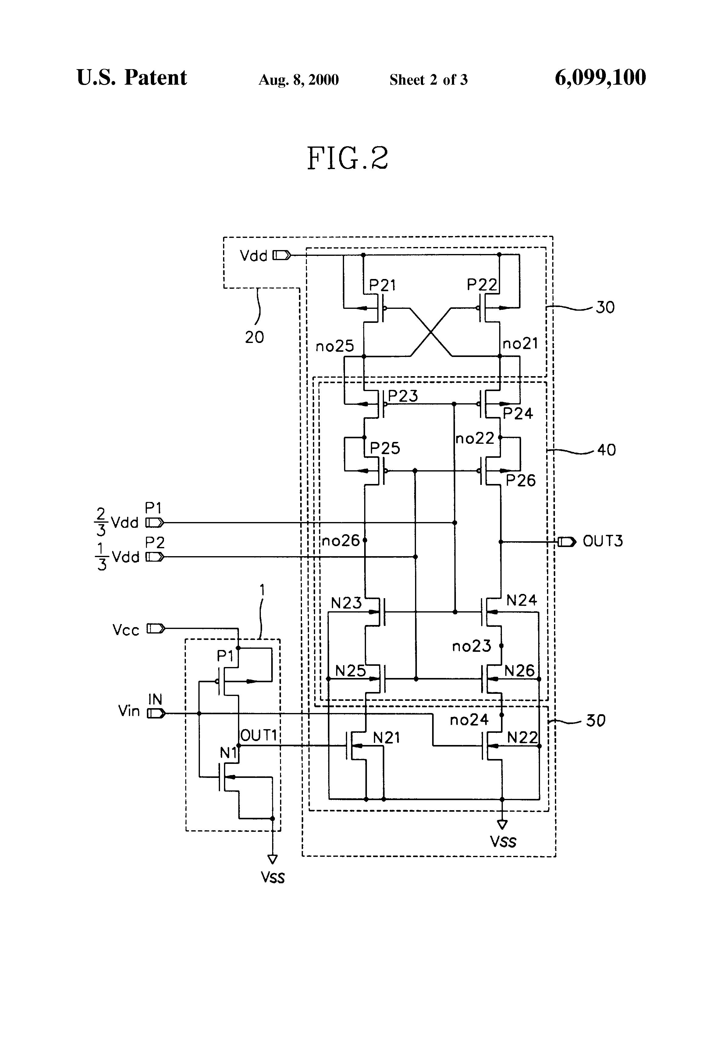 patent us6099100