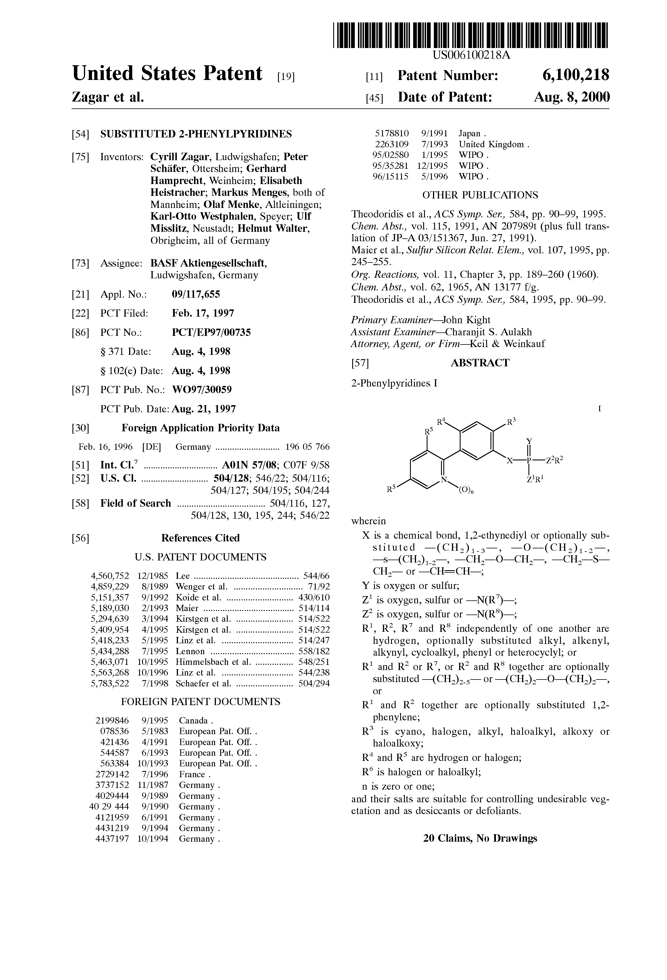 oxymethylene bridge