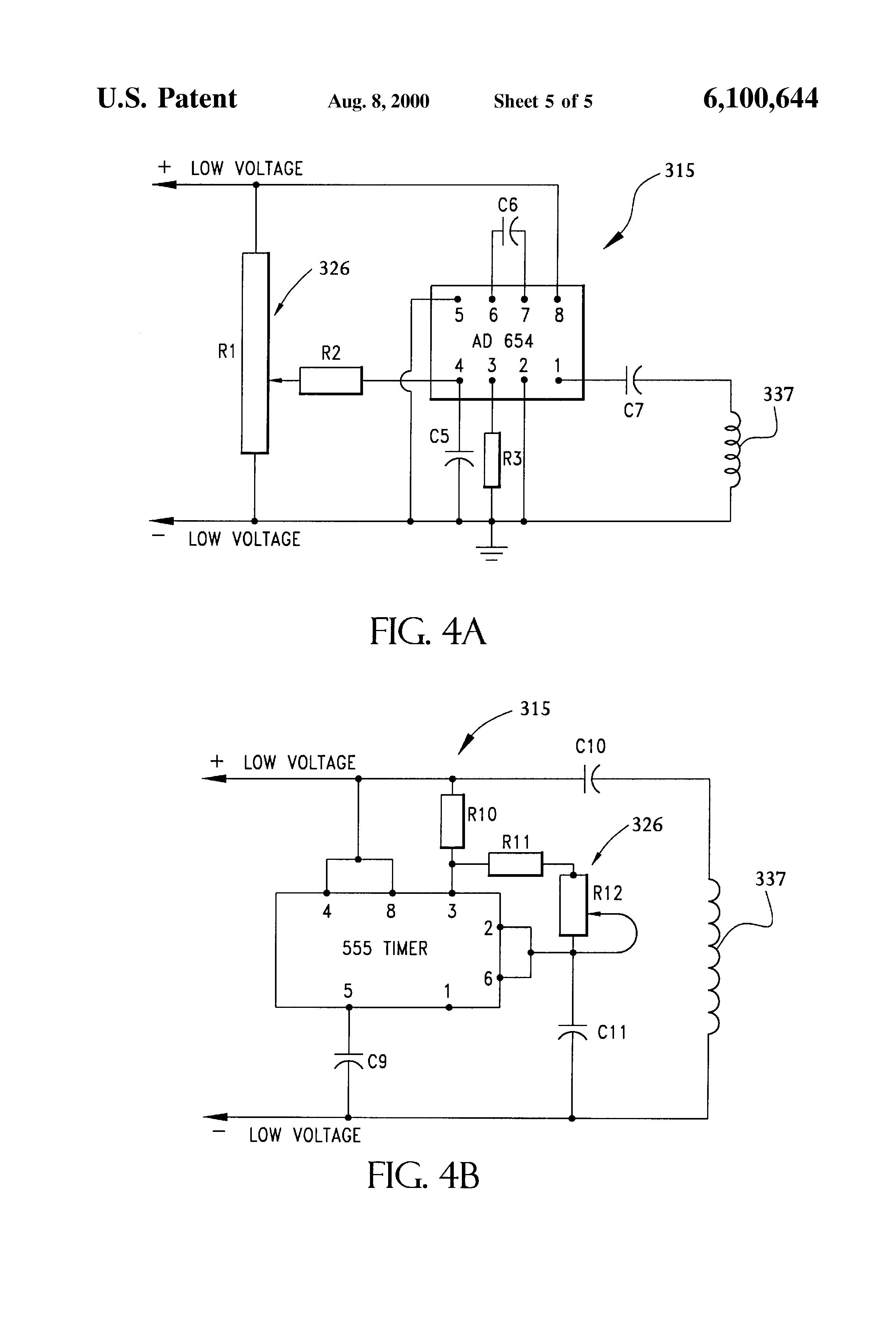 60 Hz Noise Filter Circuit