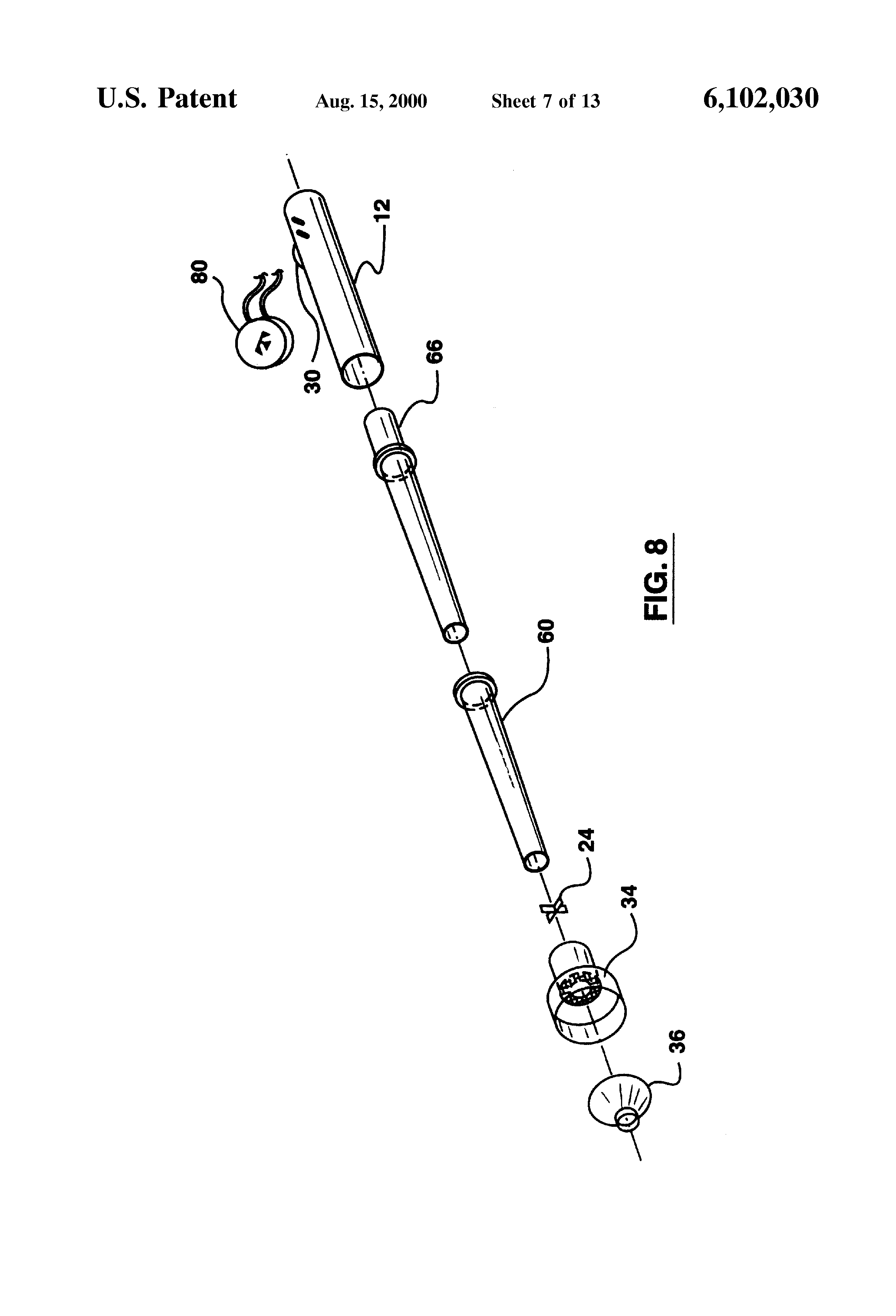 patent us6102030 furnace vent and intake terminal and blockage