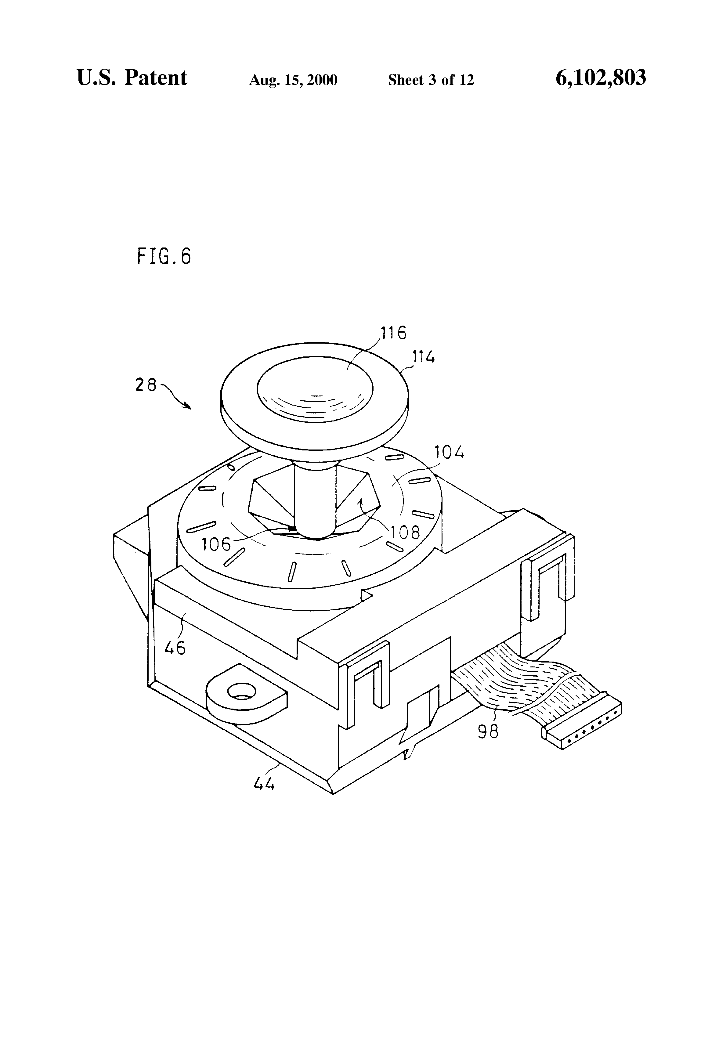 patent us6102803