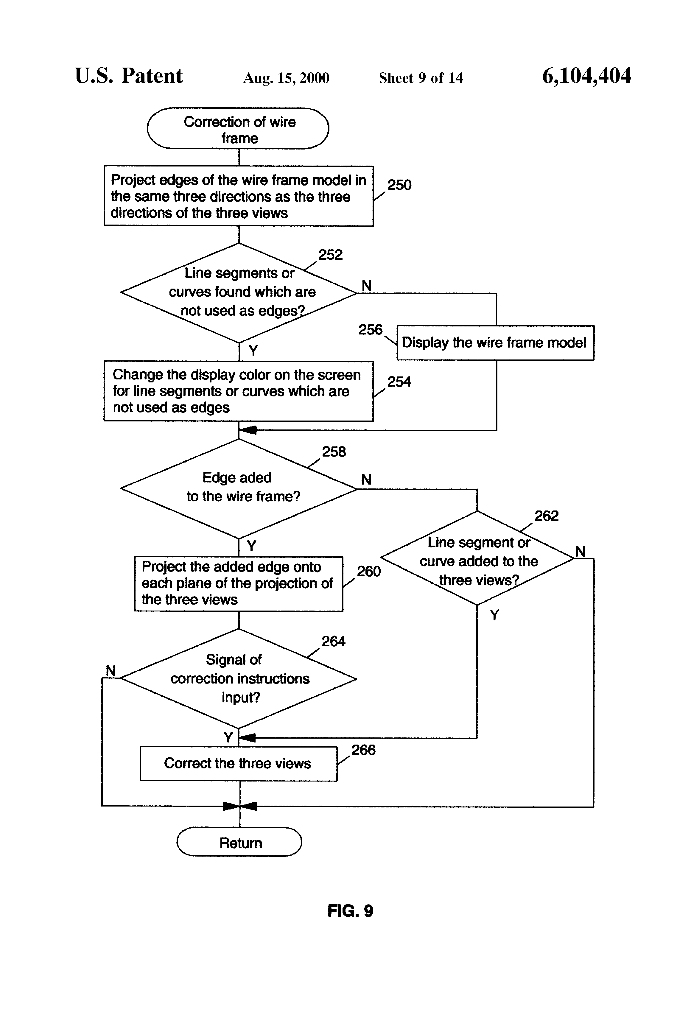 Line Art Extractor : Patent us drawing candidate line segments