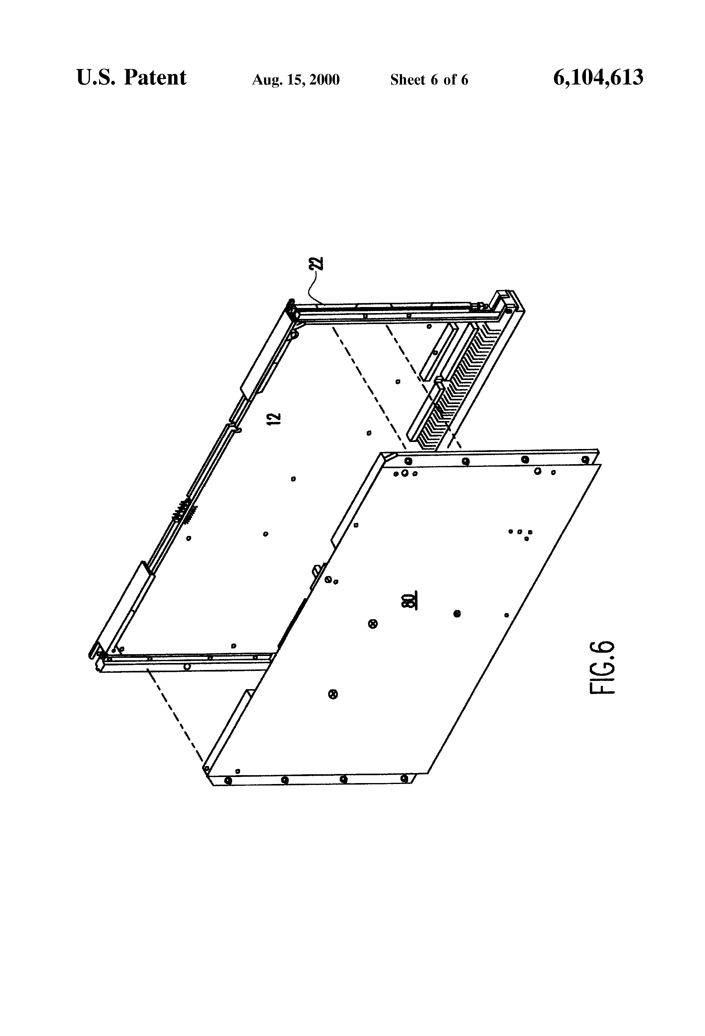 patent us6104613