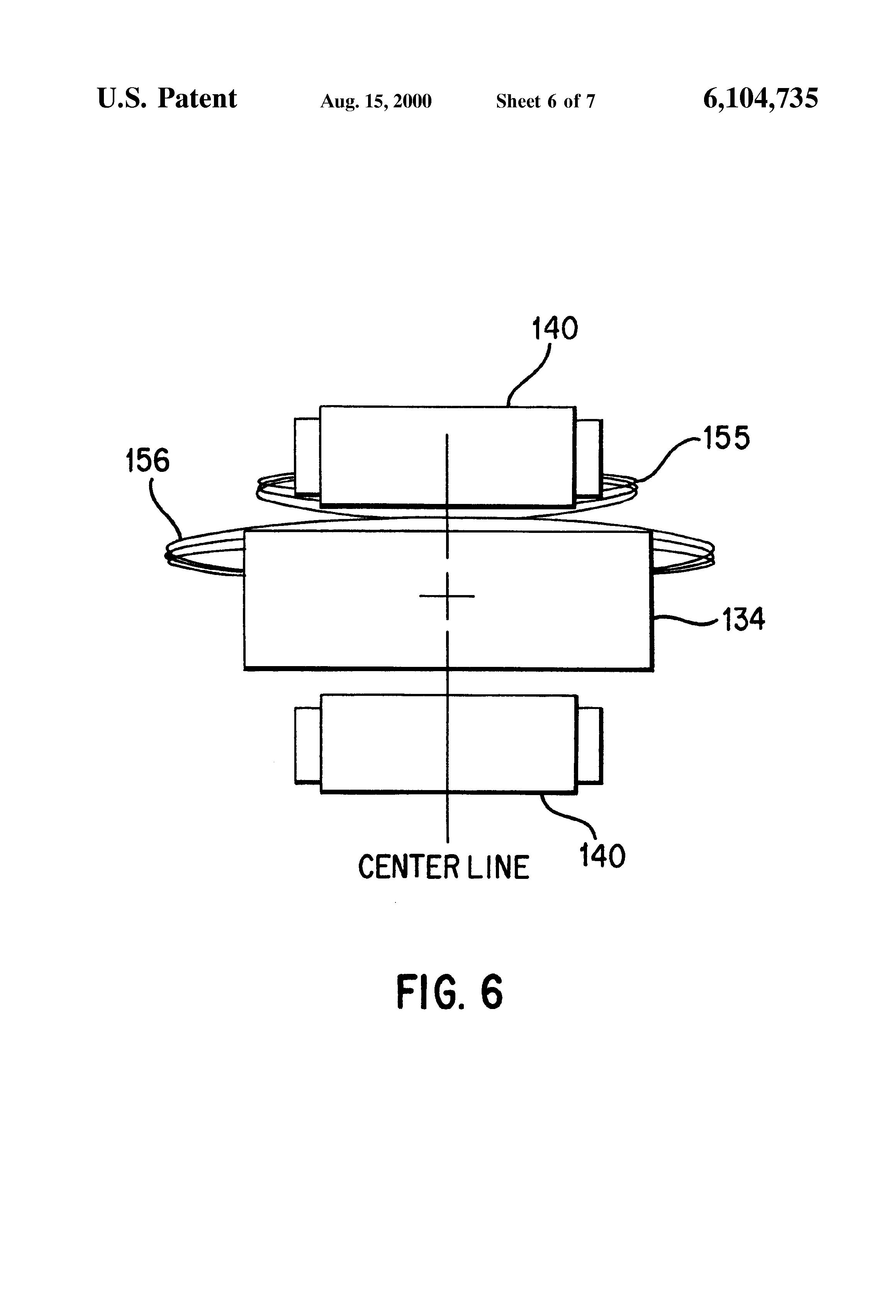 patent us6104735