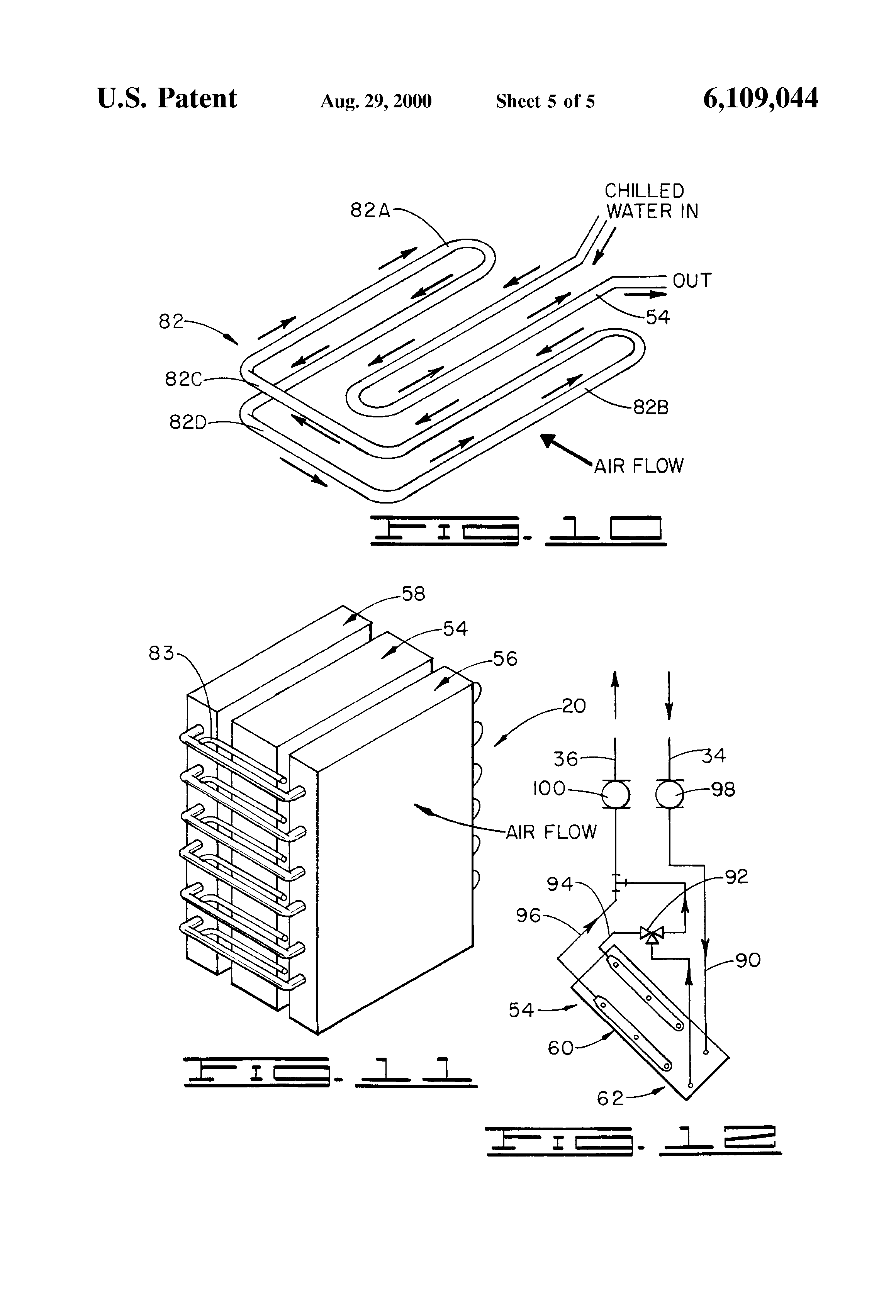 brevetto us6109044