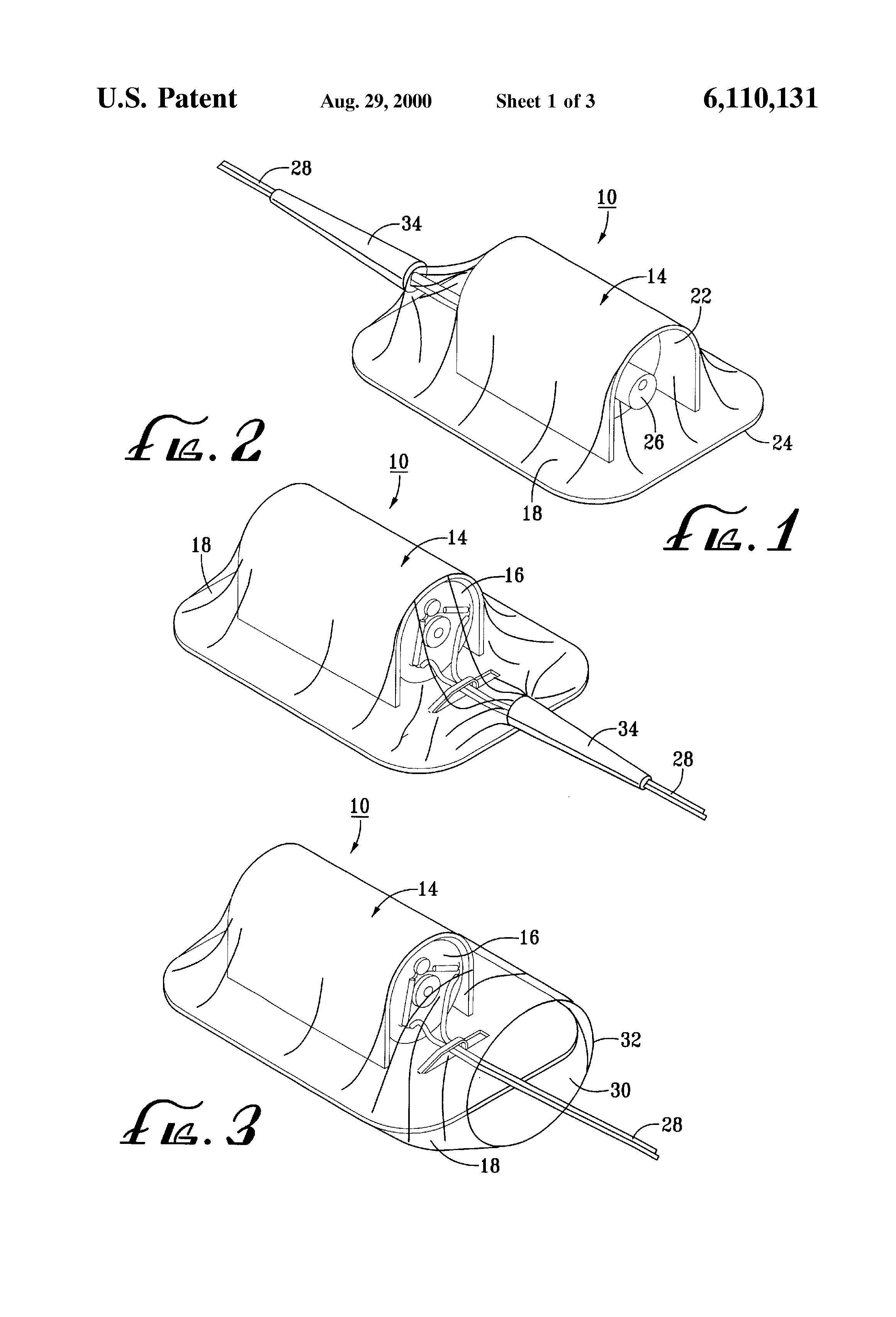 patent us6110131