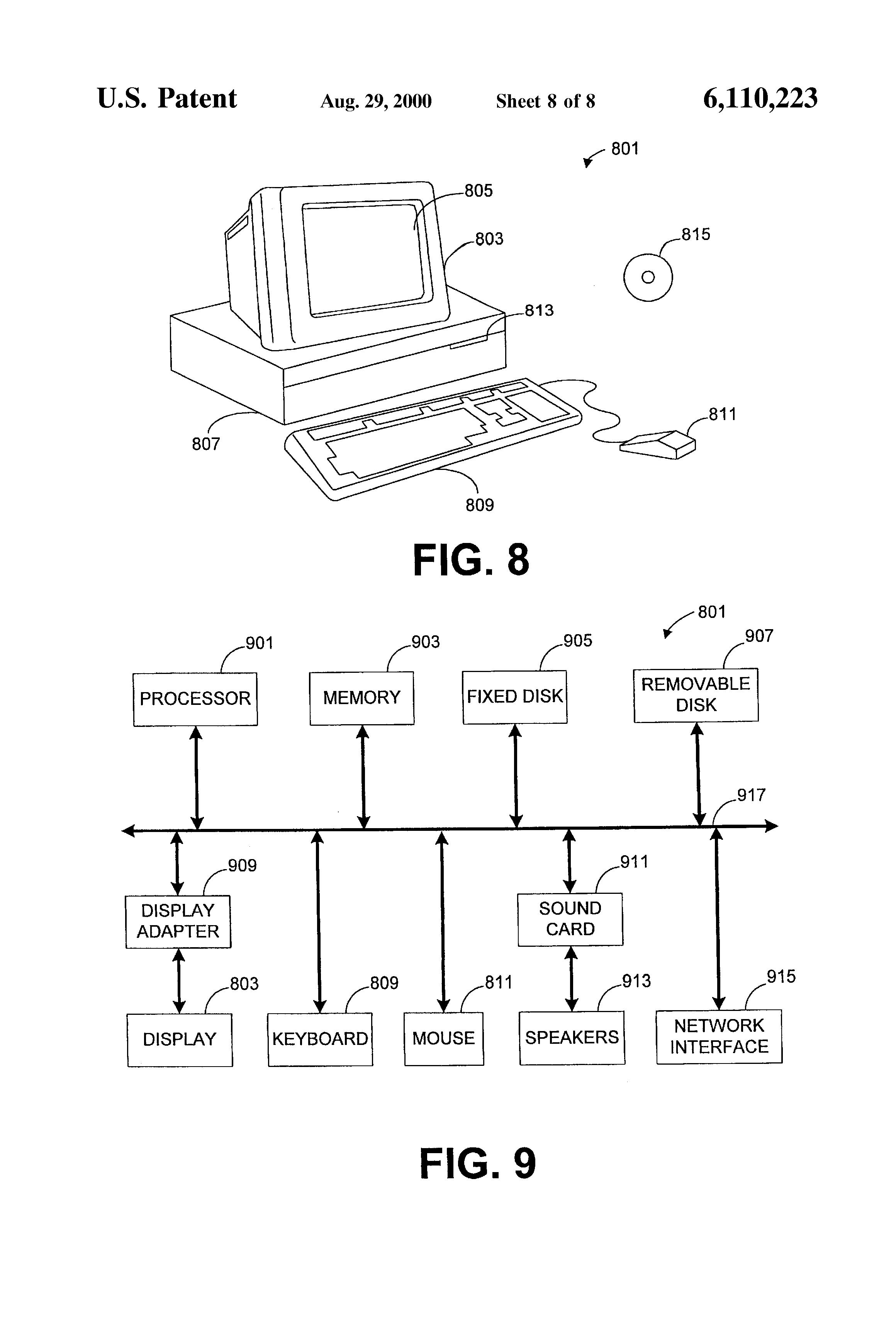 patent us6110223