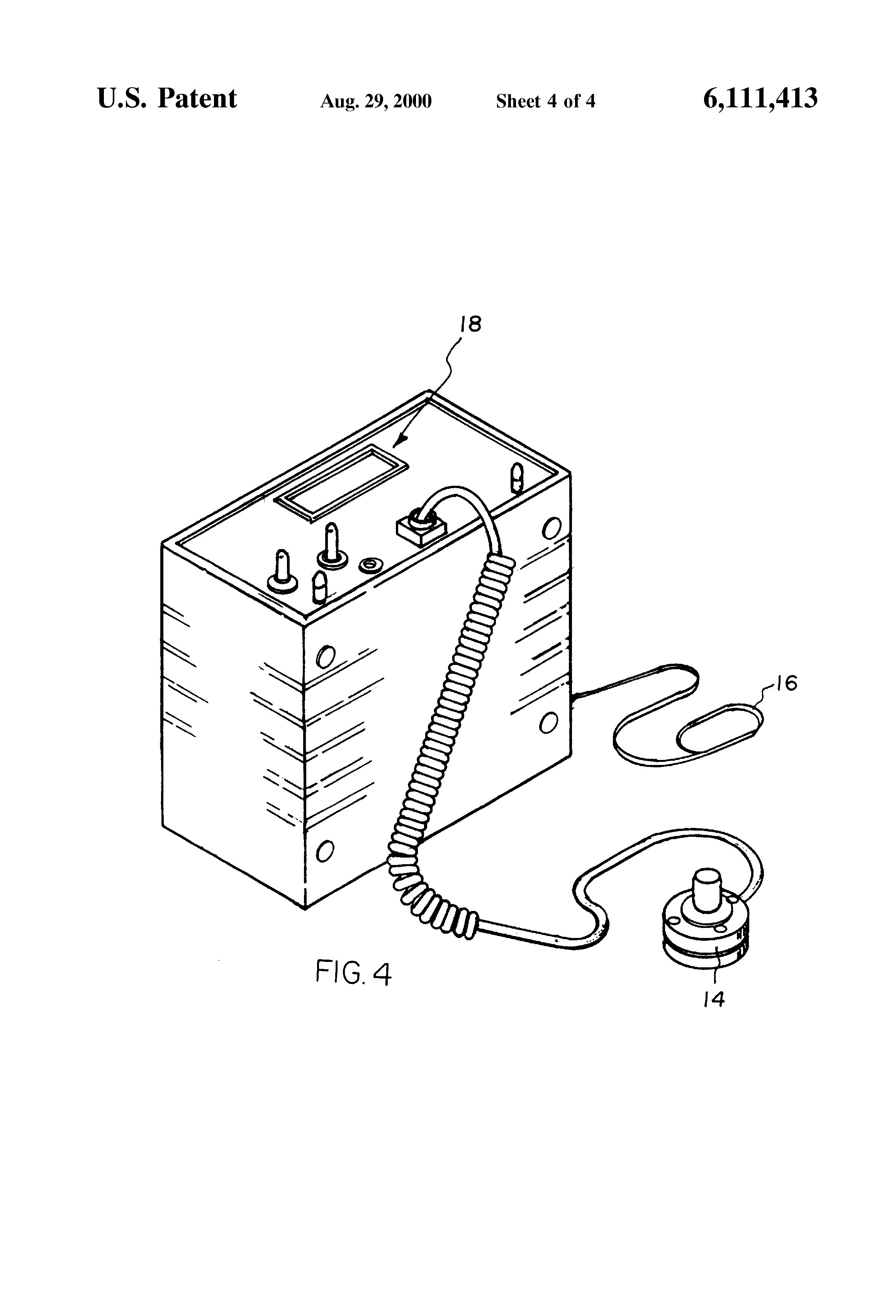 patent us6111413
