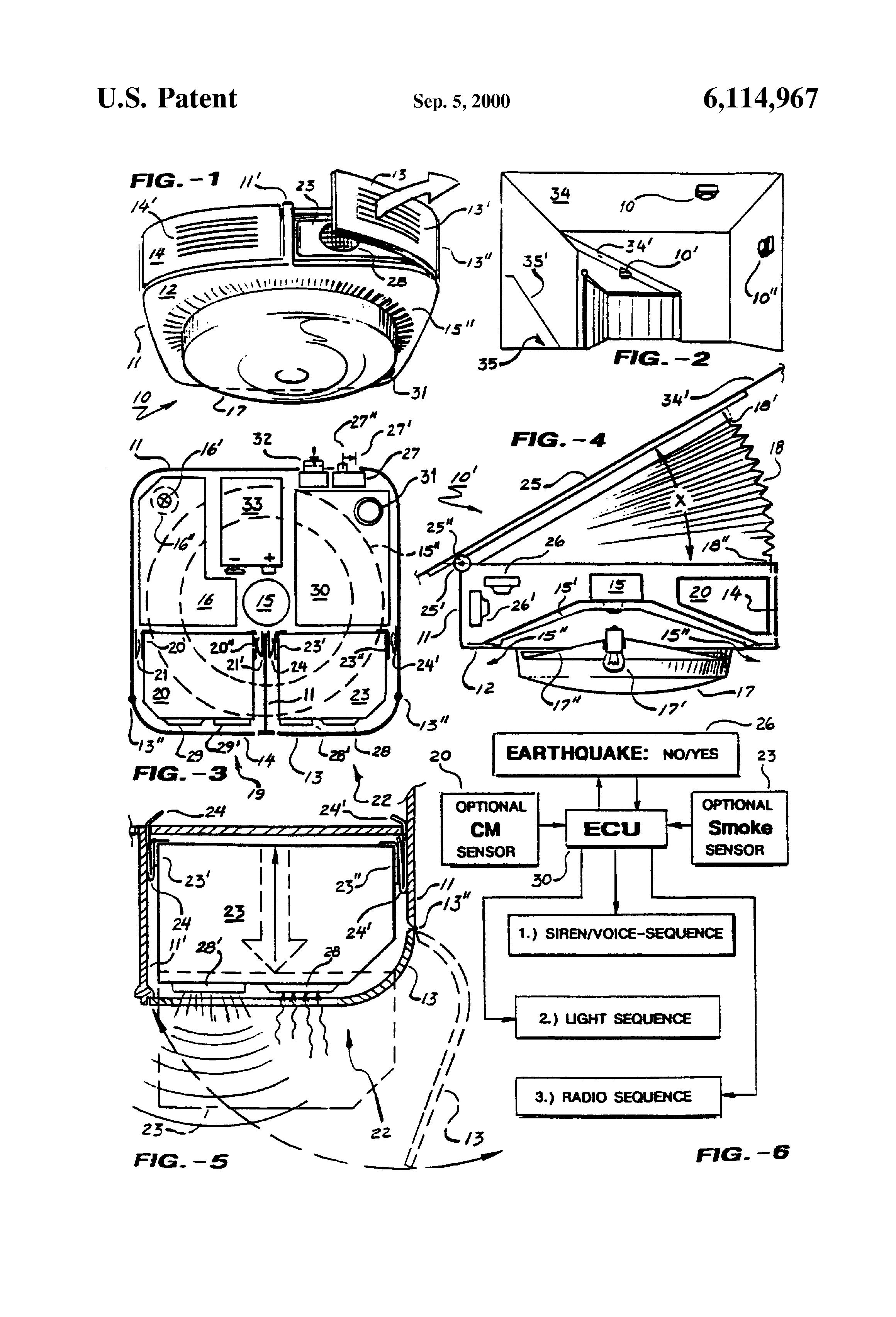 patent us6114967  radio