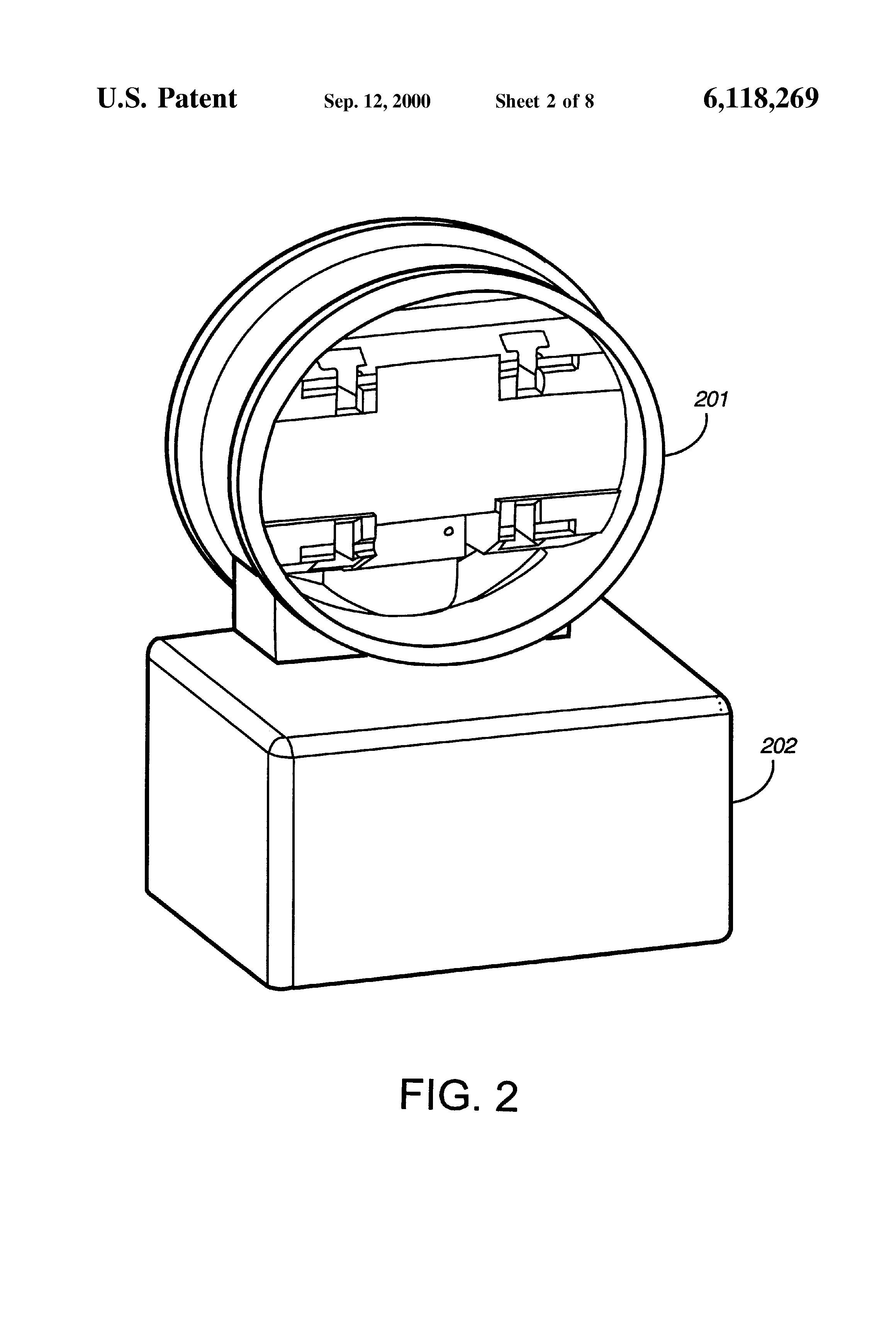 patent us6118269