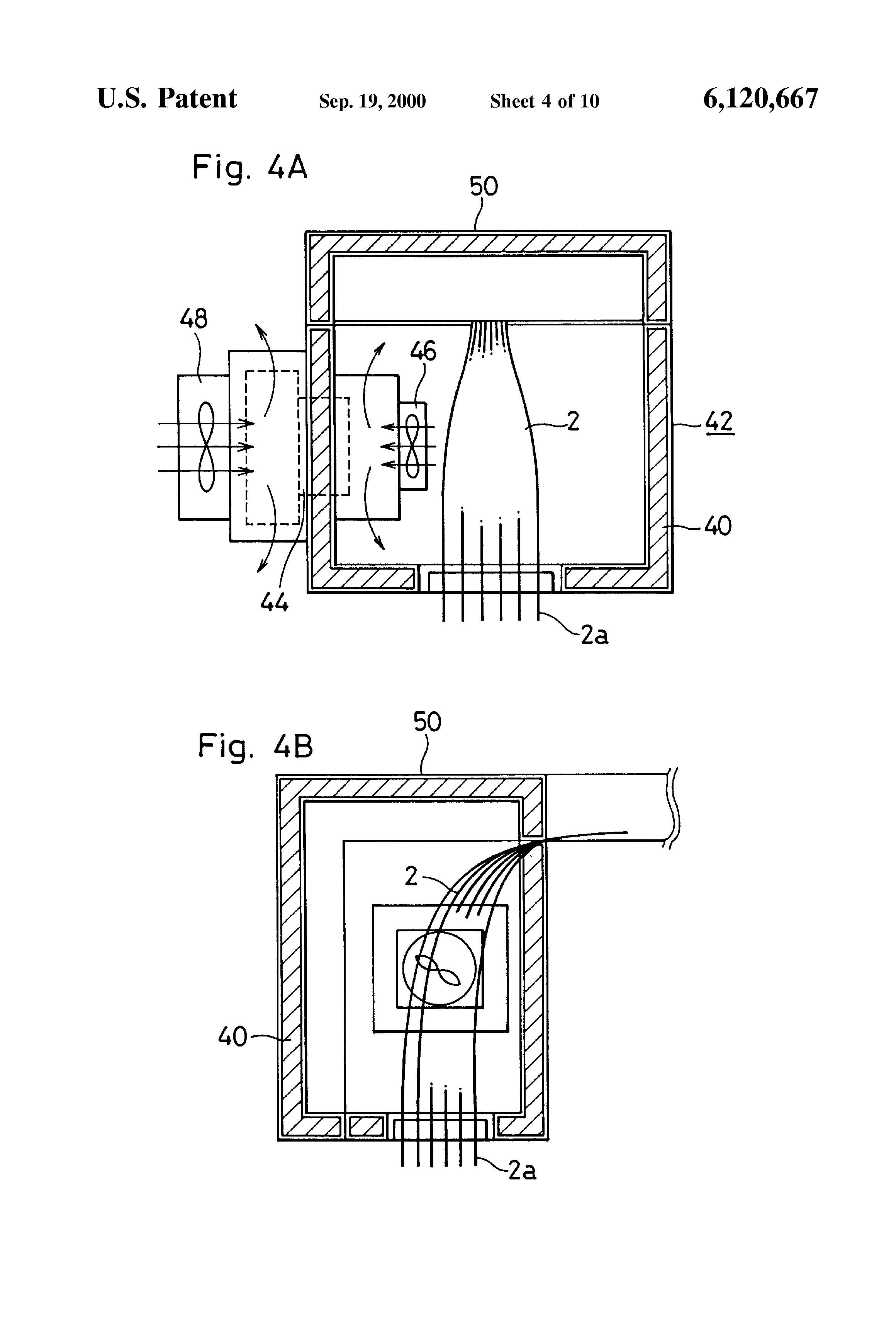 patent us6120667 - multi-capillary electrophoresis apparatus