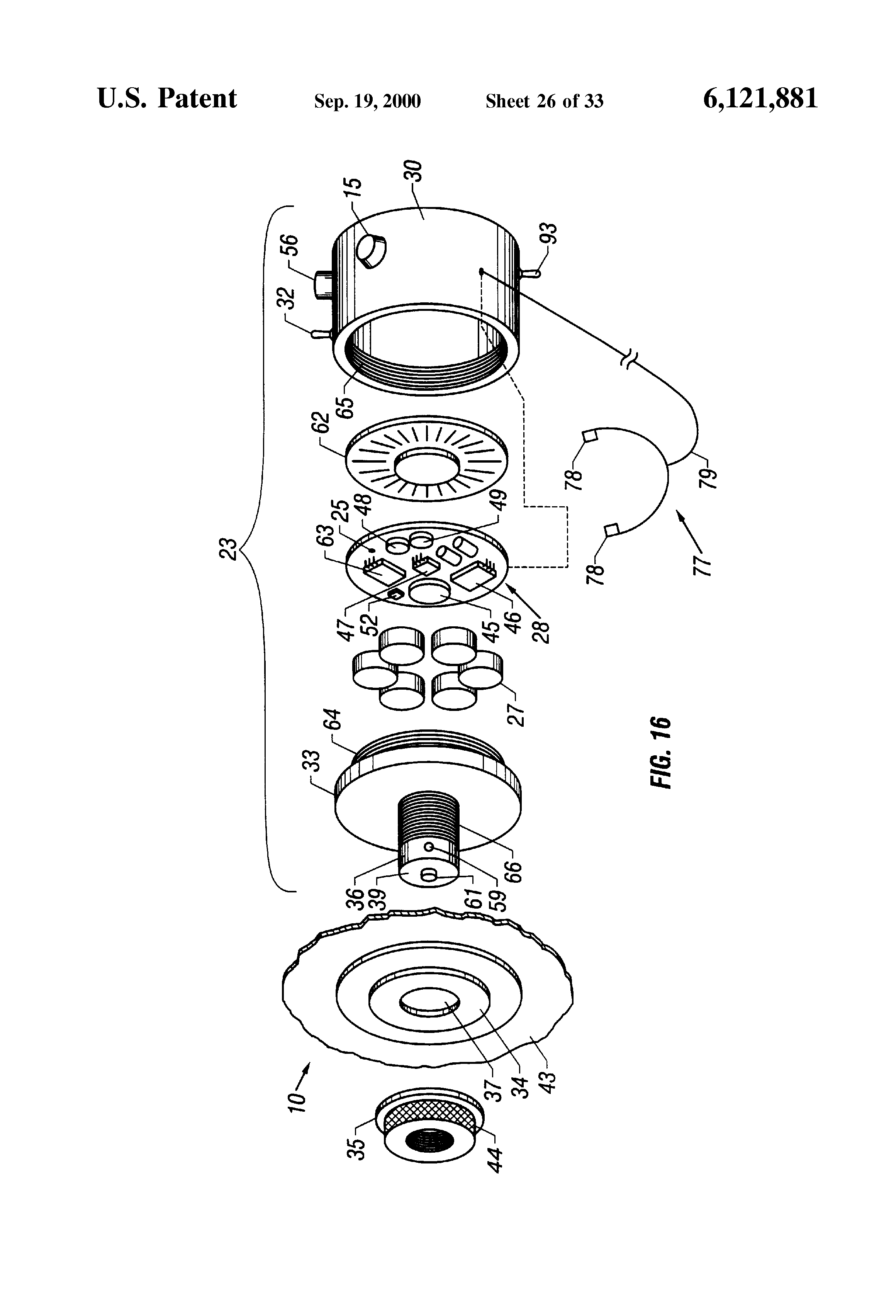 Patent US6121881 - Protective mask communication devices and ...