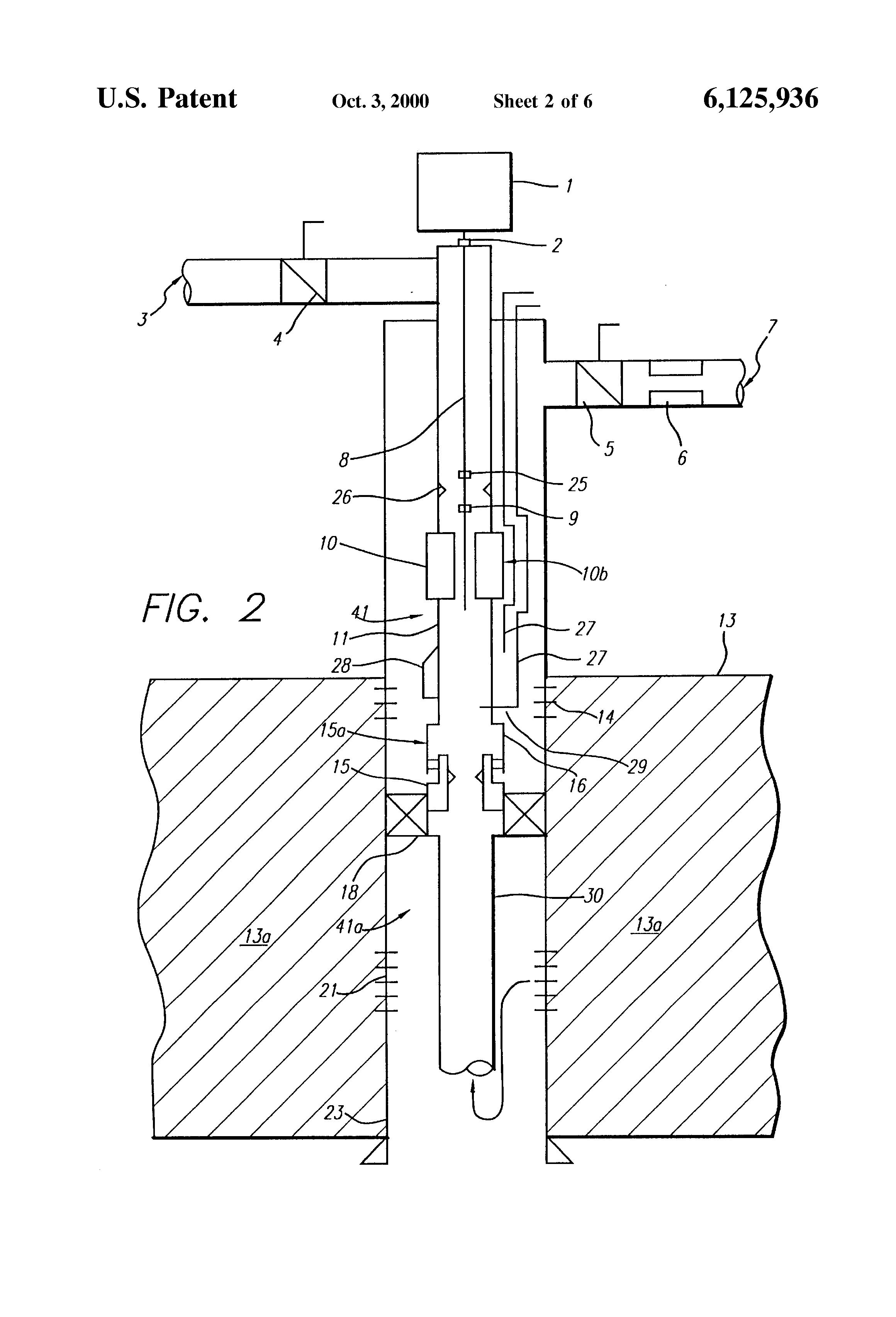 patent us6125936  gas