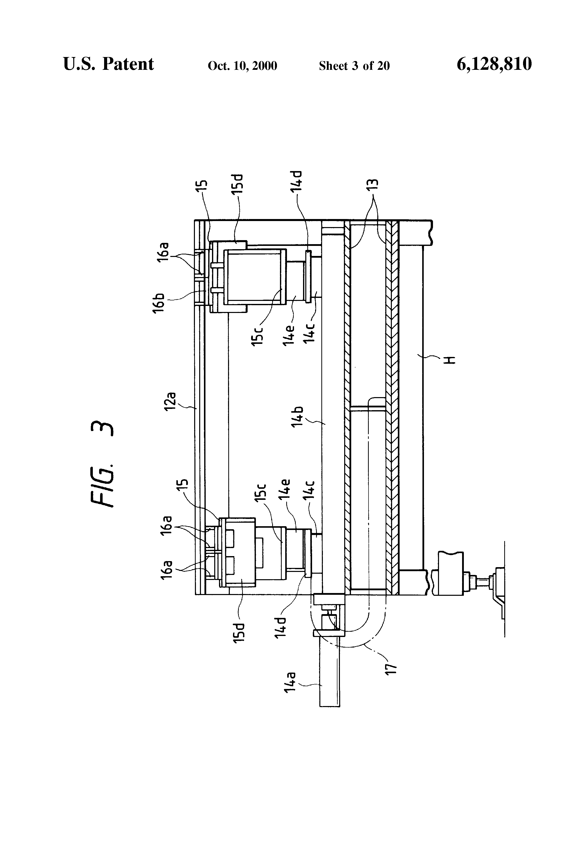 Patent Us6128810 Device For Mounting Connector Terminals Used Isl Wiring Diagram Drawing