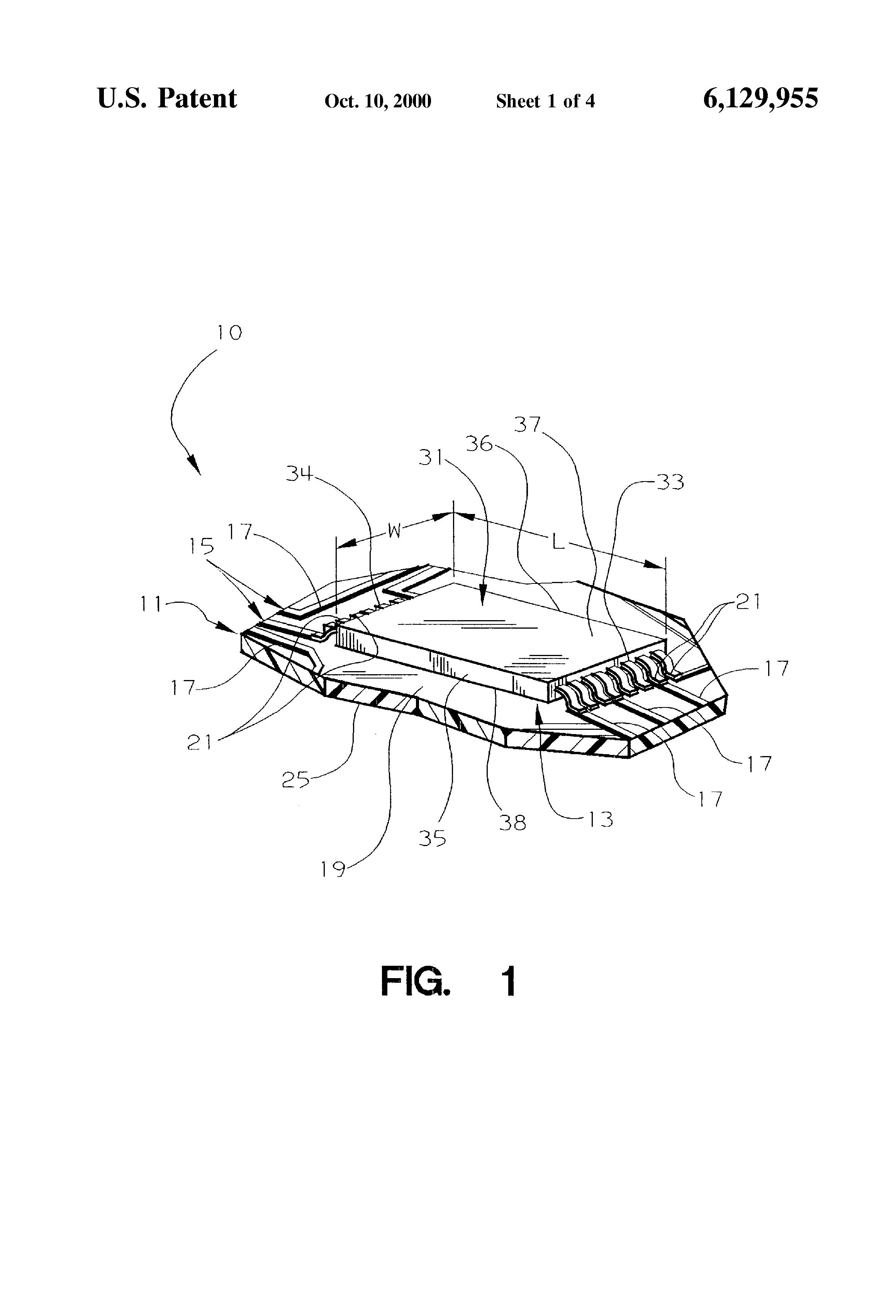patent us6129955
