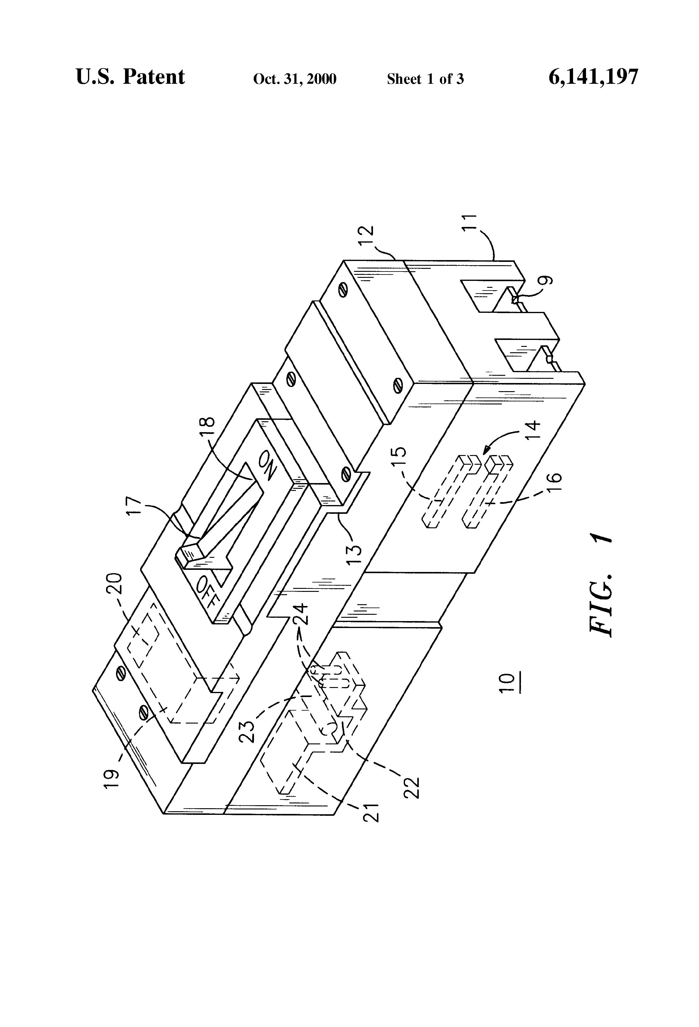 patent us6141197