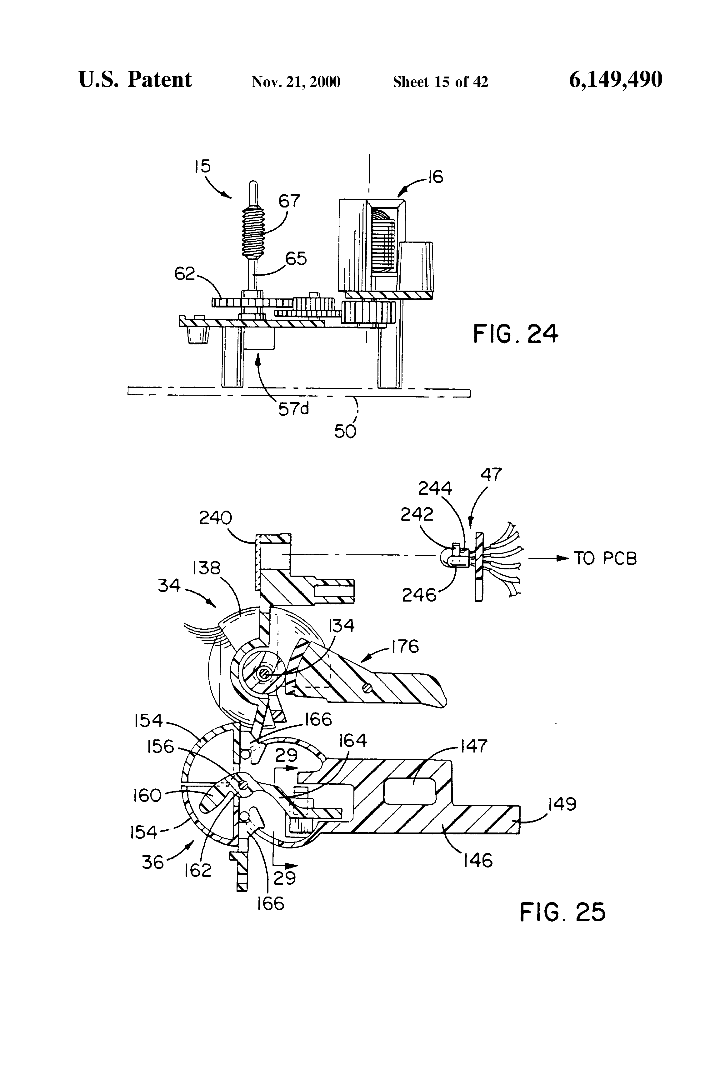 Patent Us6149490 Interactive Toy Google Patents Traffic Lights Circuit Diagram Drawing