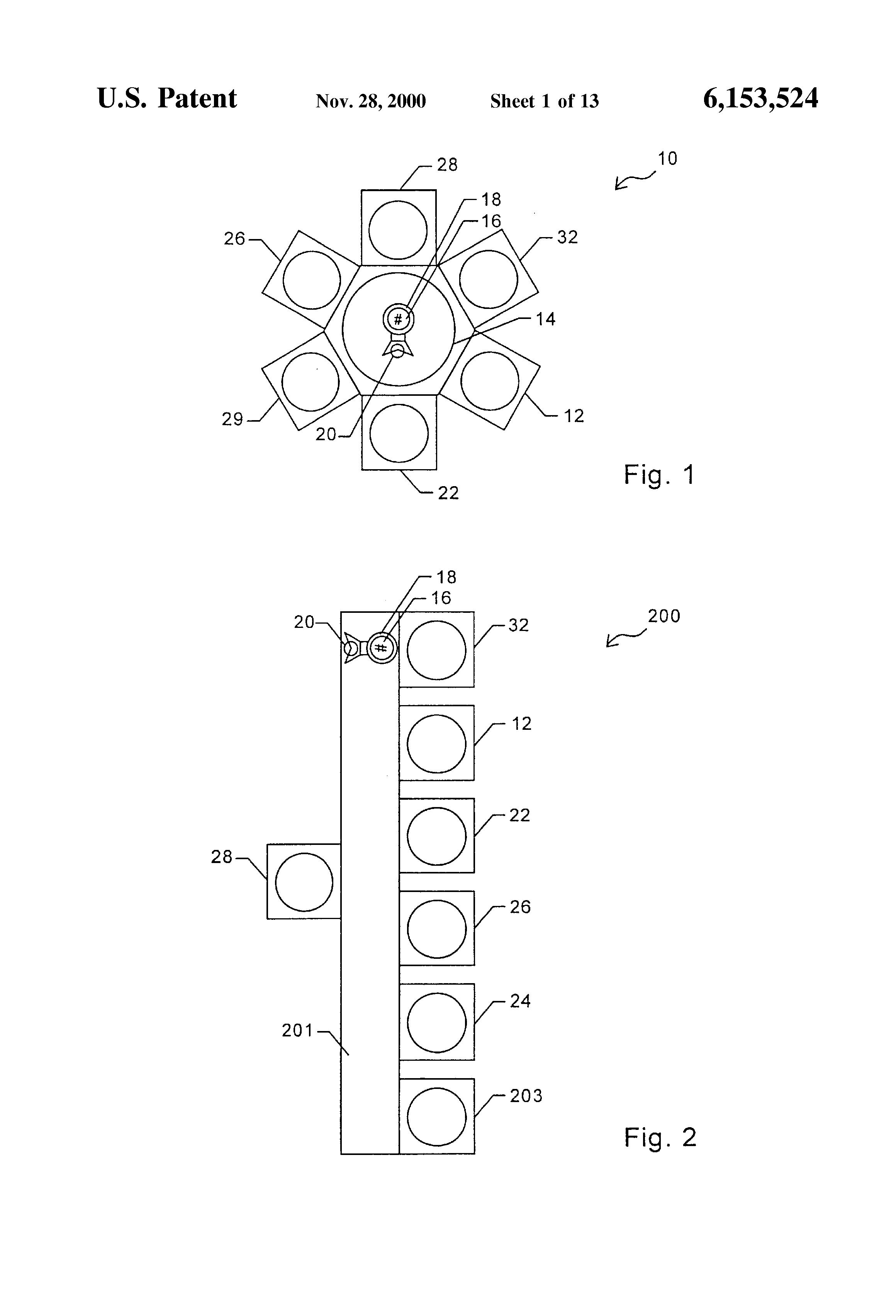 patent us6153524