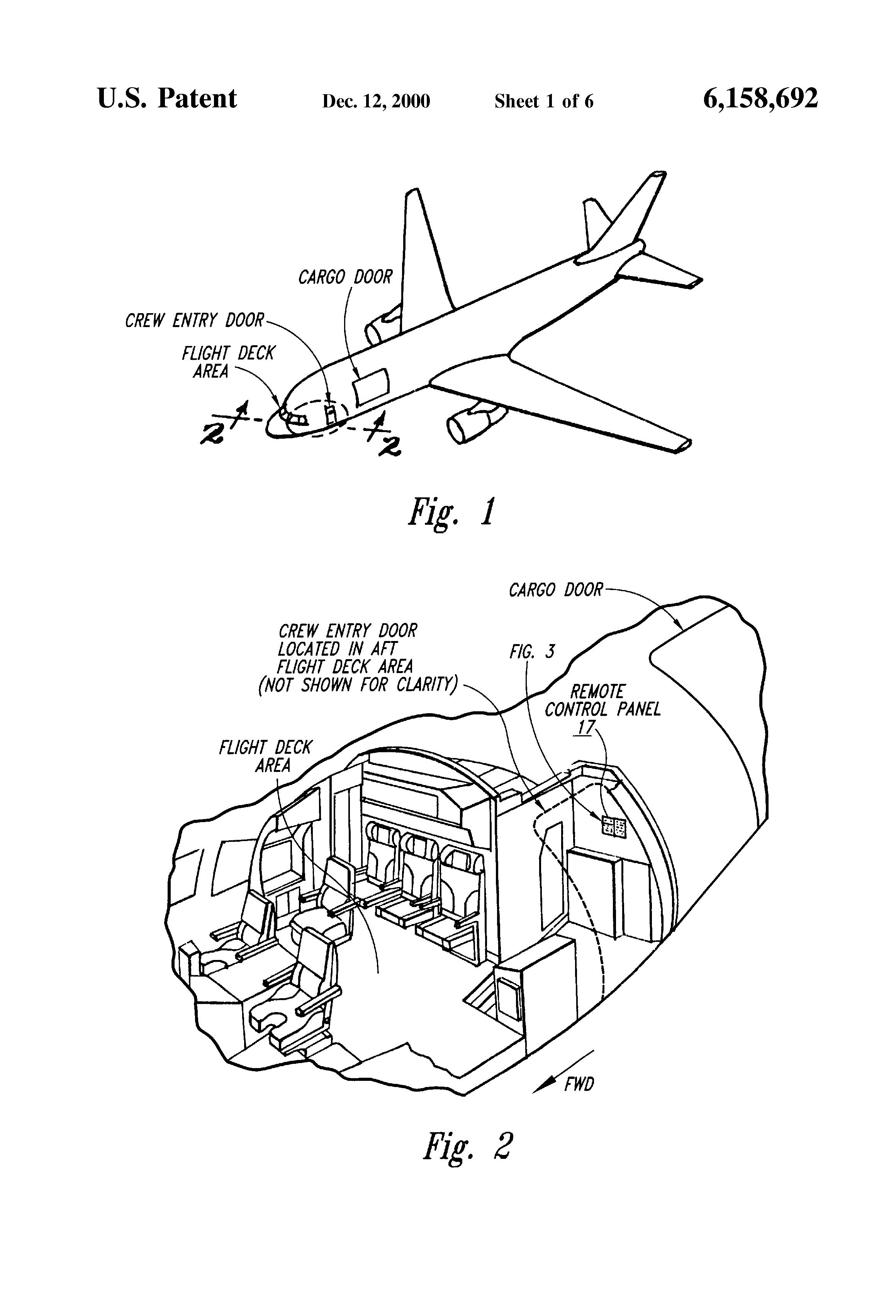 patent us6158692