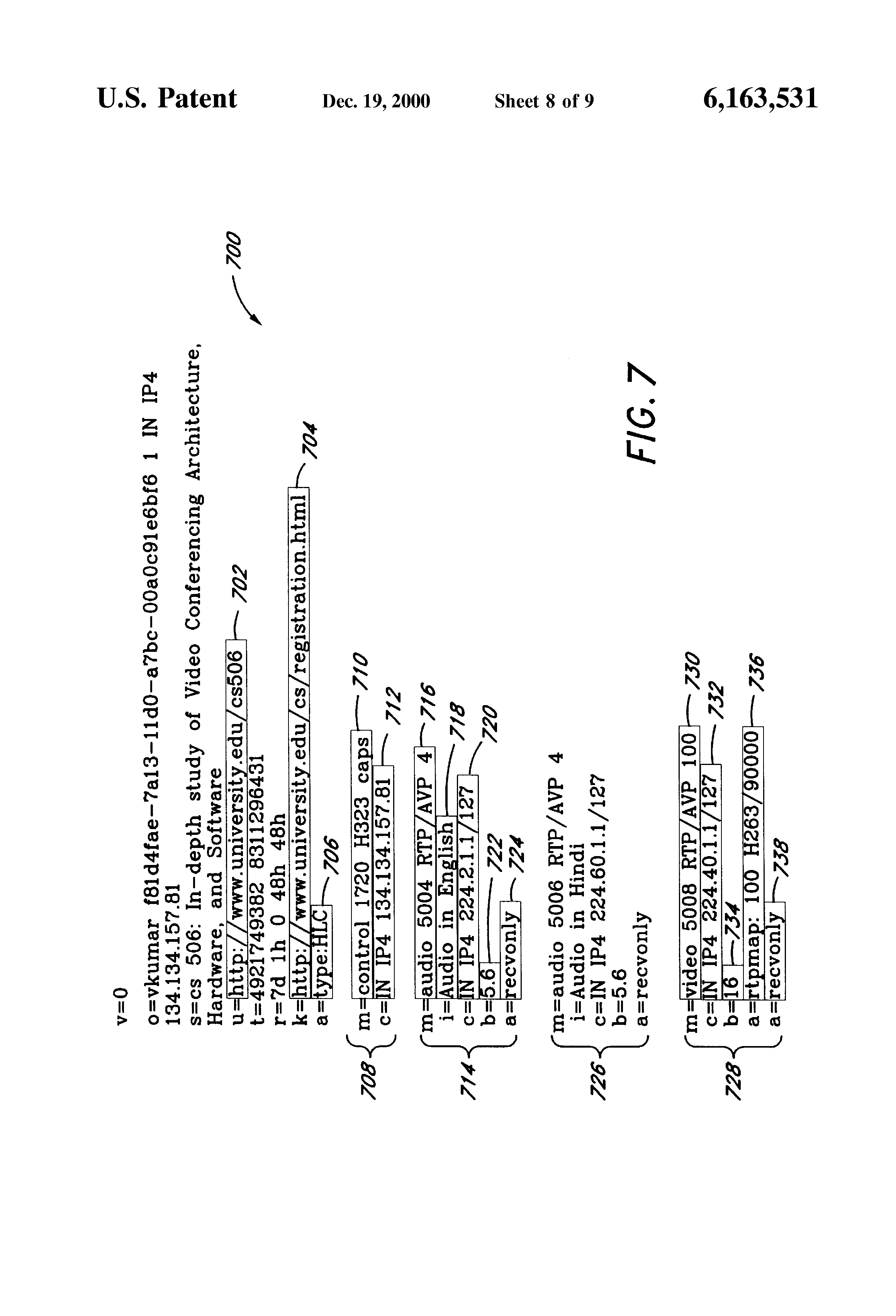 Comcast support rtp - Patent Drawing